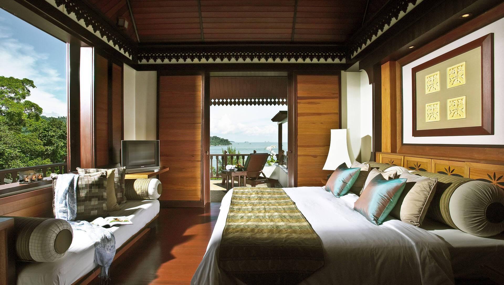 Pangkor Laut Resort Malaisie Pavarotti Suite