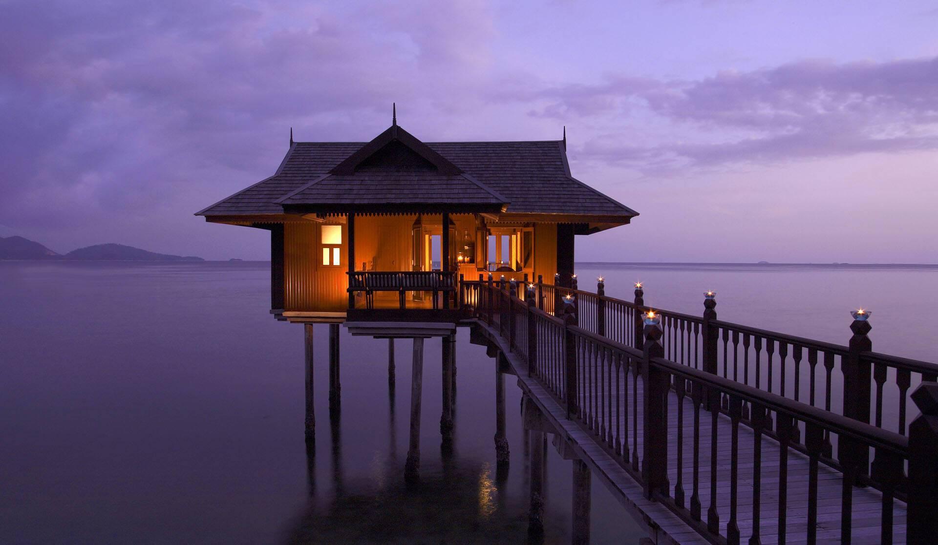 Pangkor Laut Resort Malaisie Sea Villa