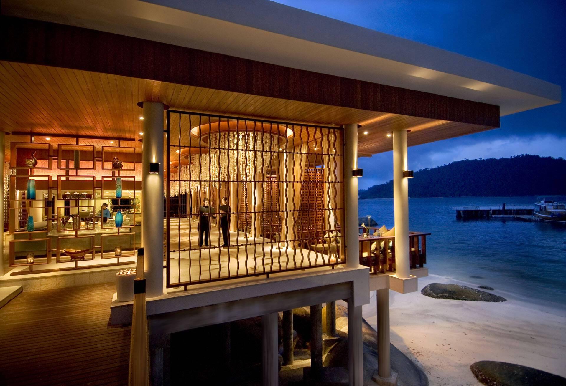 Pangkor Laut Resort Malaisie The Straits