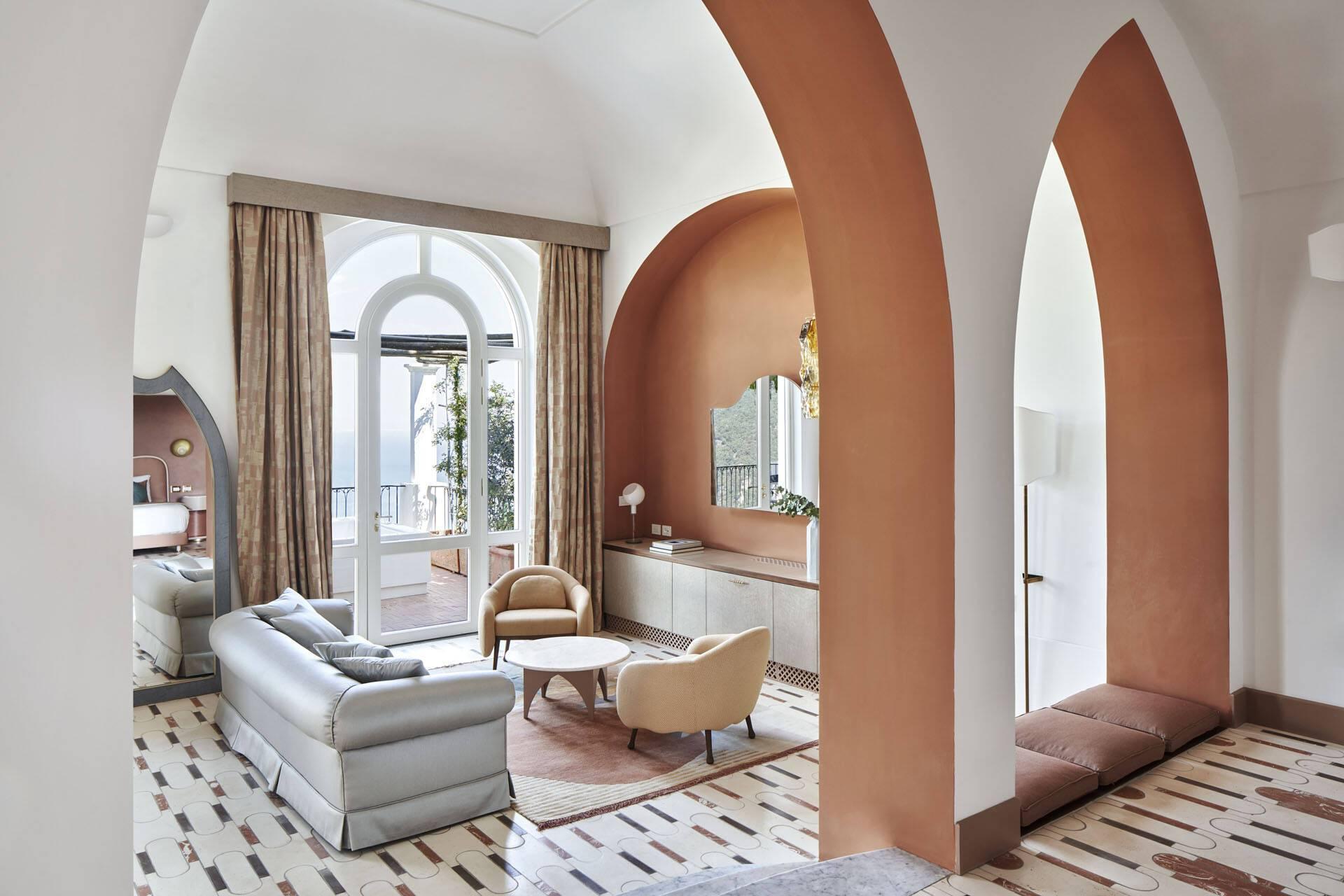 Palazzo Avino Ravello Belvedere Suite