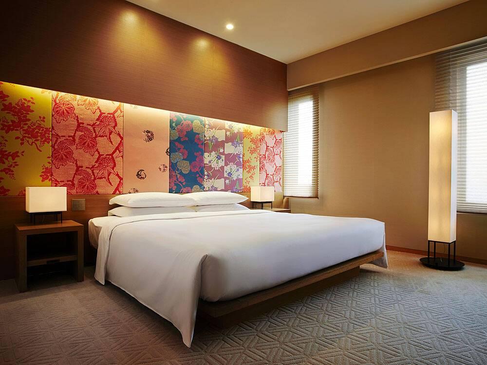 Hyatt Regency Kyoto Guest Room King Japon