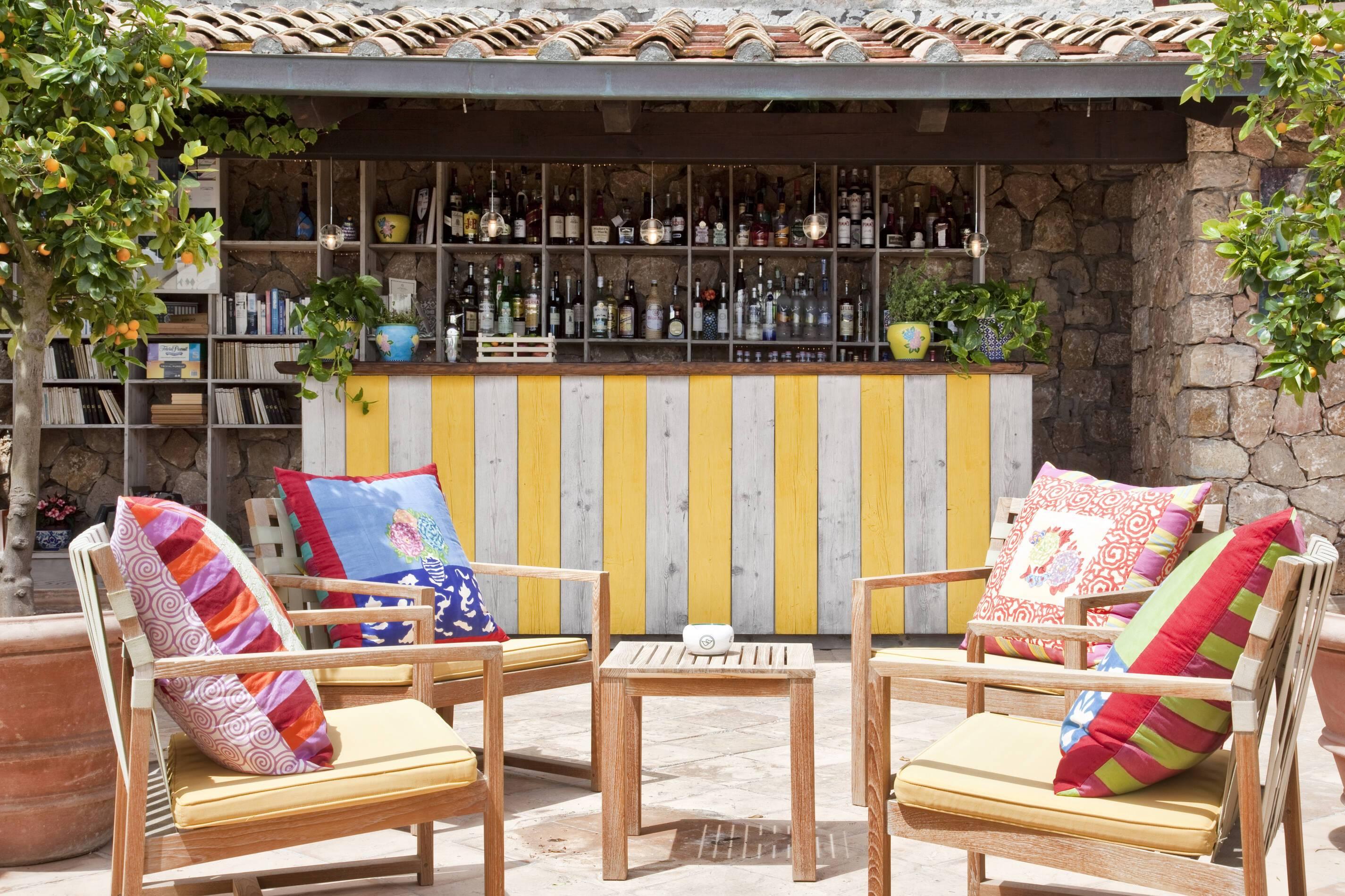 Il Pellicano Bar All Aperto Toscane