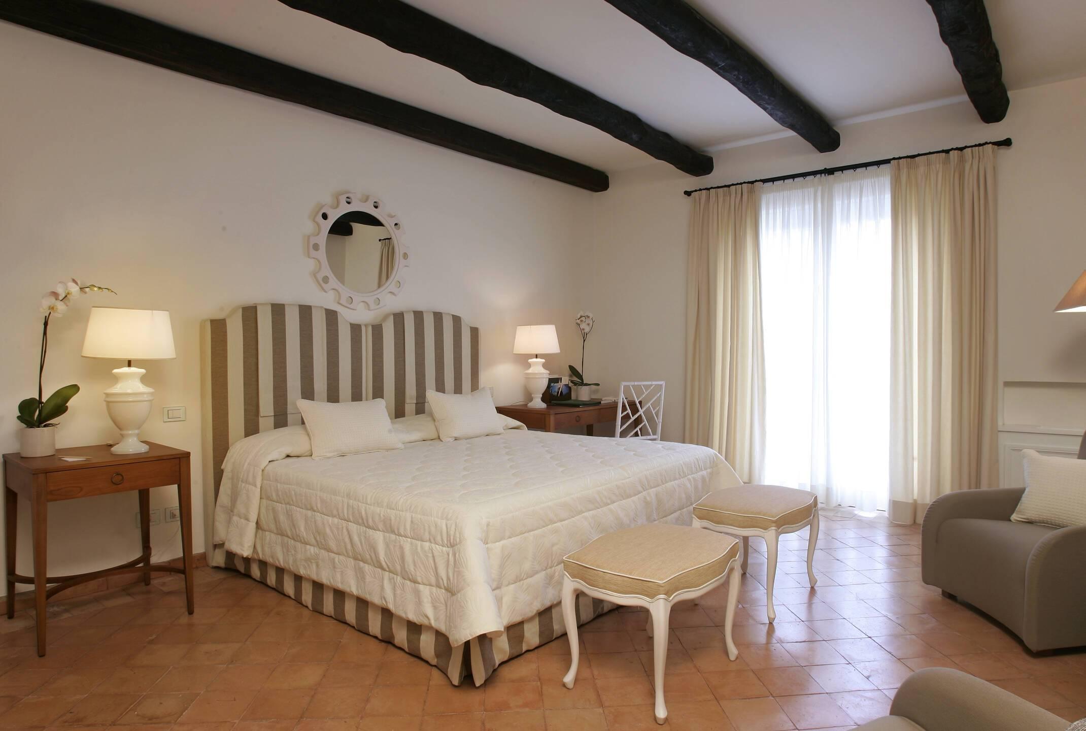 Il Pellicano Junior Suite Sea View Chambre Toscane