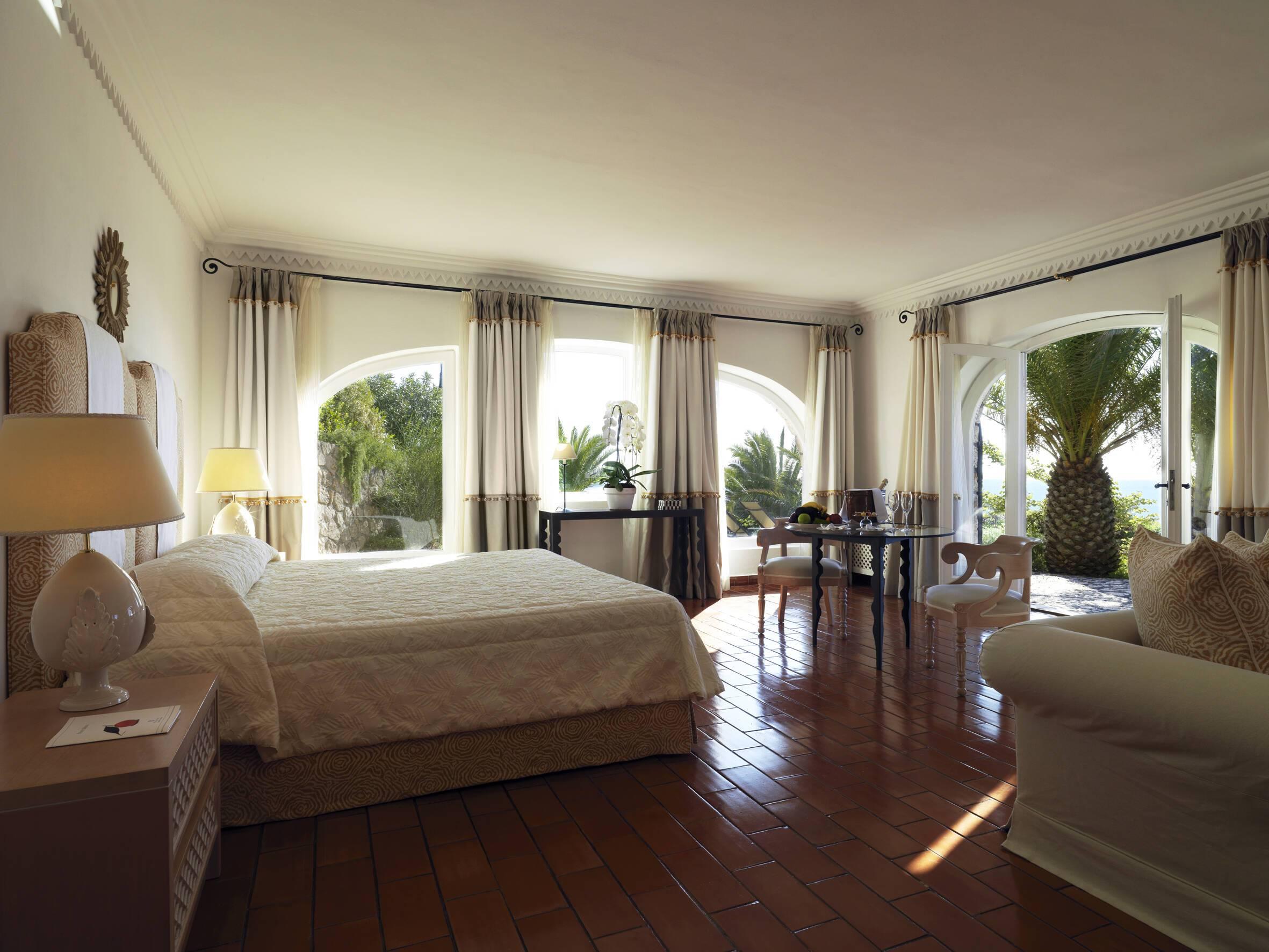 Il Pellicano Master Deluxe Suite Sea View Toscane