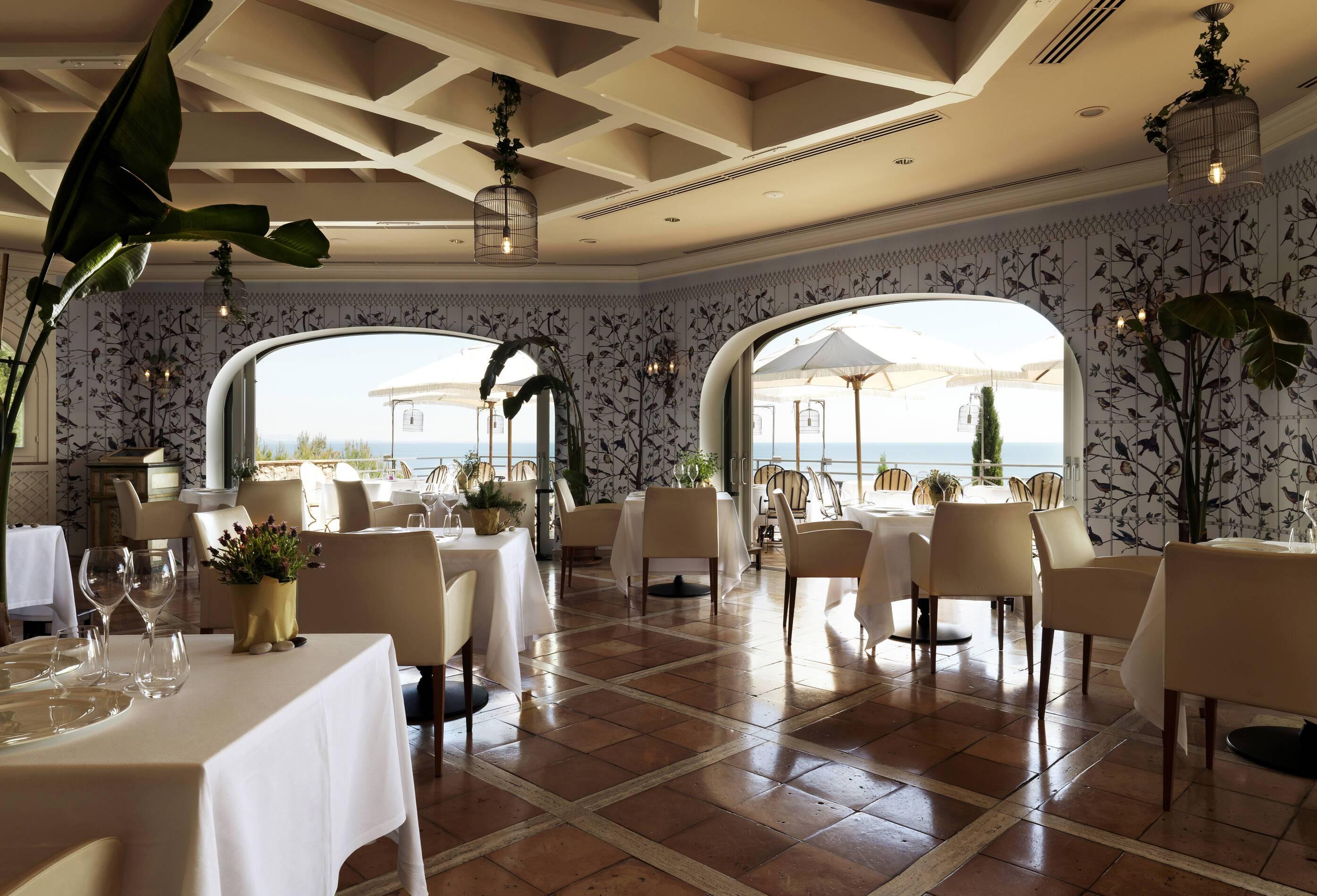 Il Pellicano Restaurant Toscane