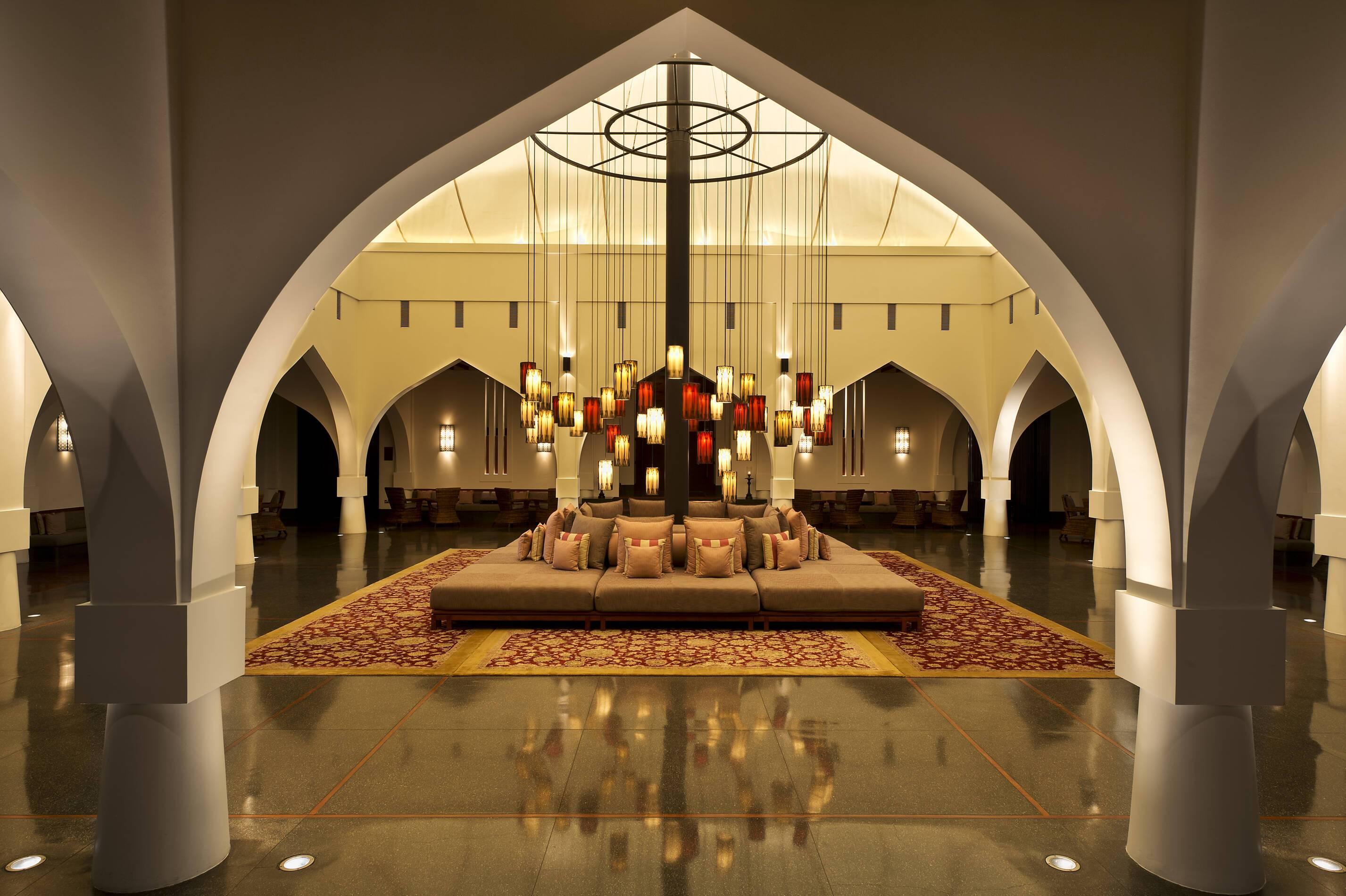 Chedi Muscat Oman Hall