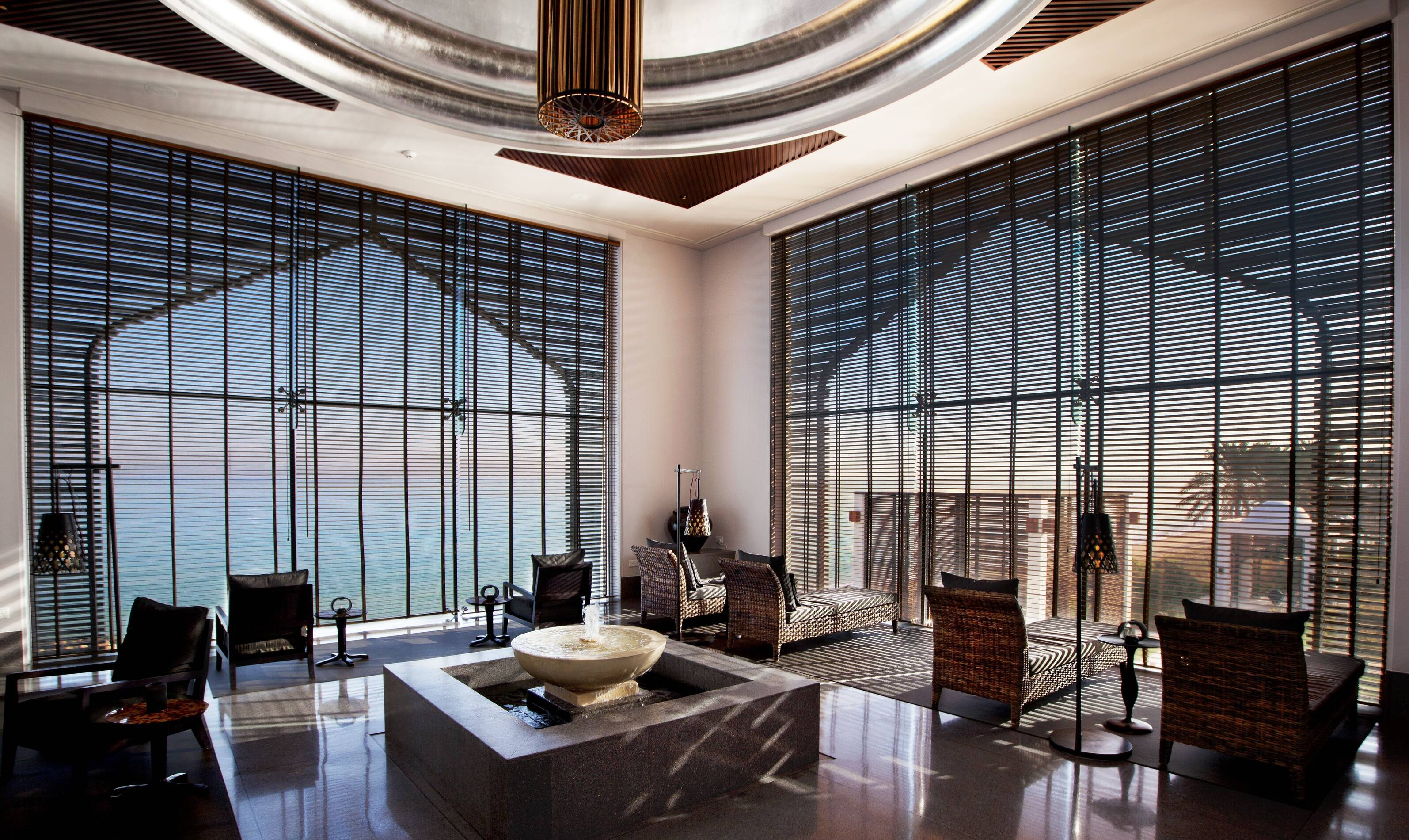 Chedi Muscat Oman Salon Spa