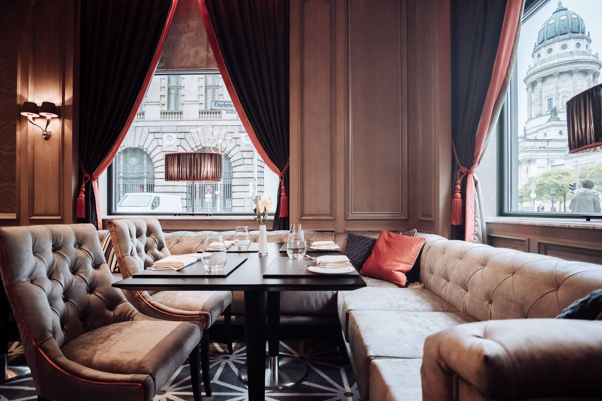 Regent Berlin Restaurant