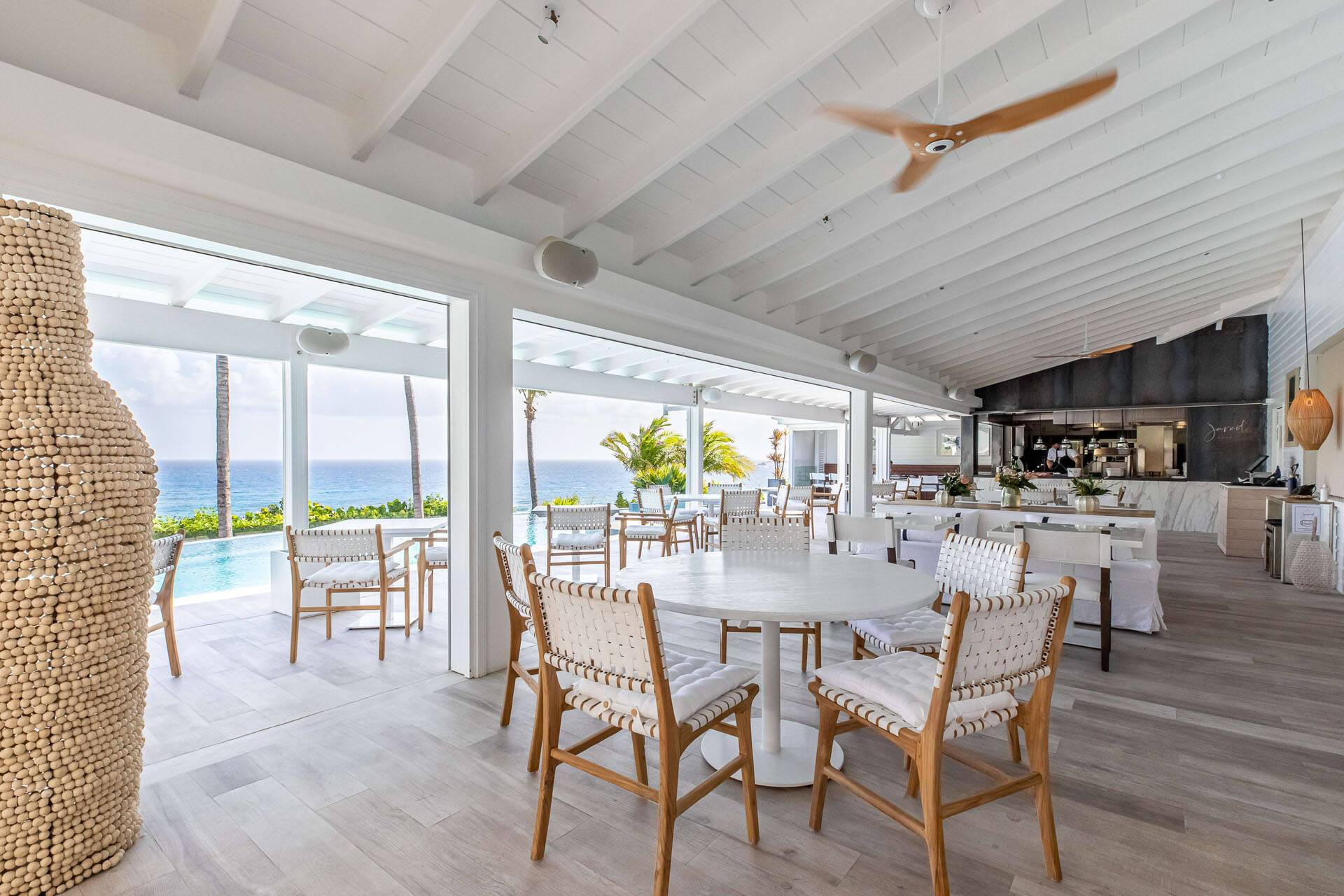 Toiny Saint Barth Restaurant