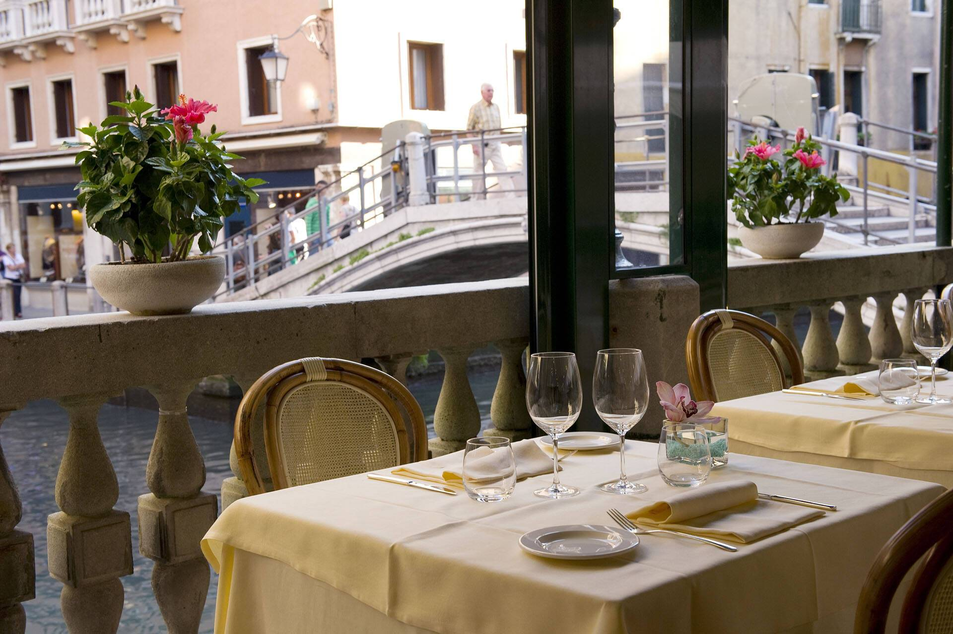 Bonvecchiati Palace Venise RestaurantJPG