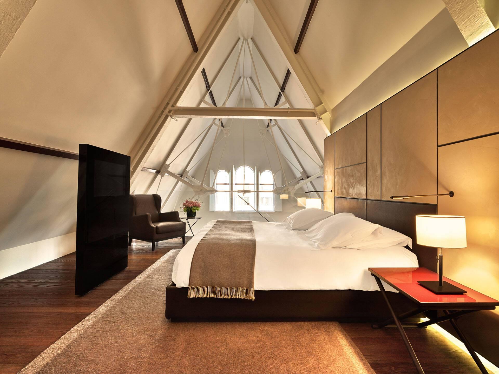 Conservatorium Amsterdam Concerto Two Bedroom Suite