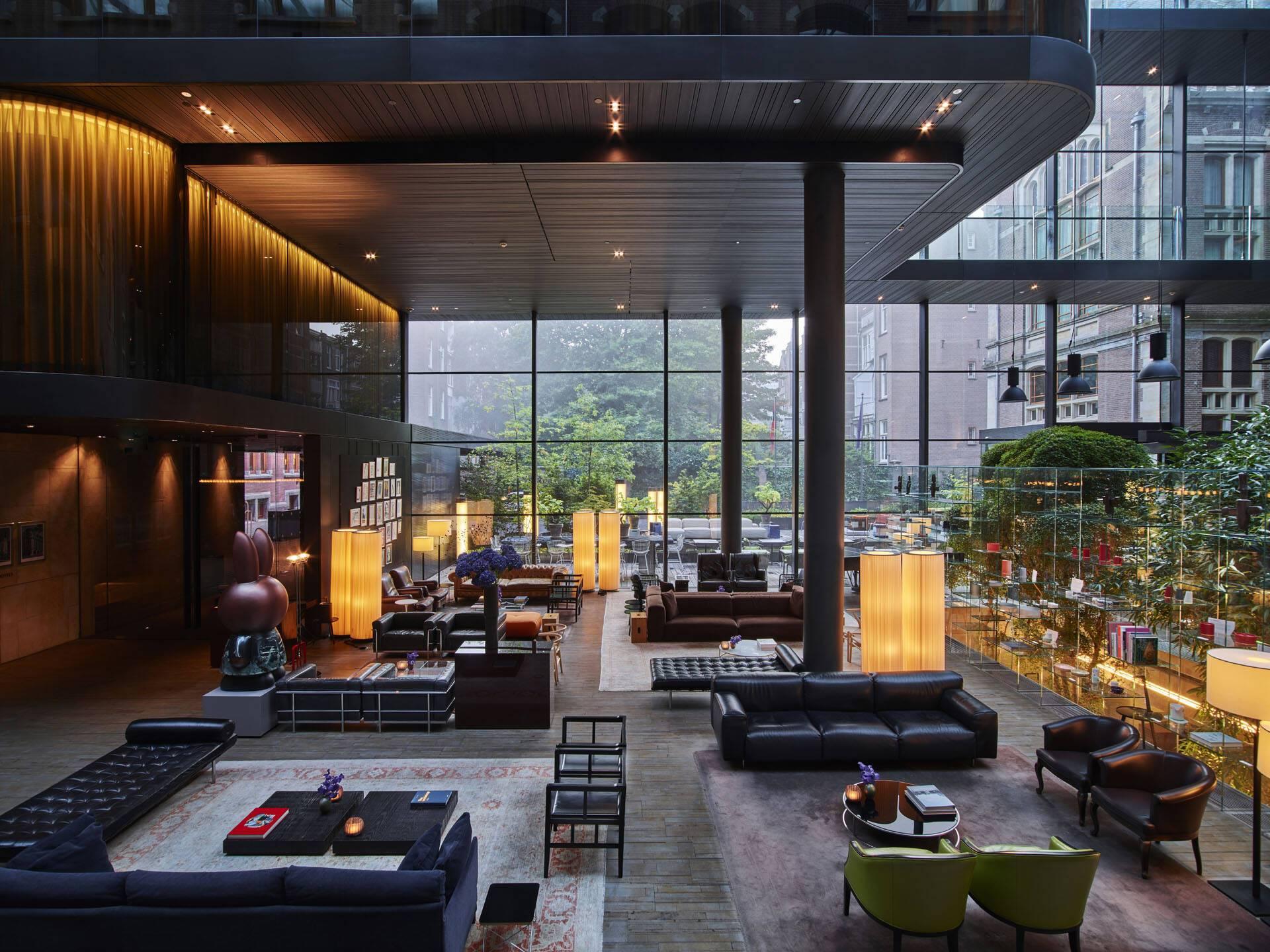 Conservatorium Amsterdam Lounge