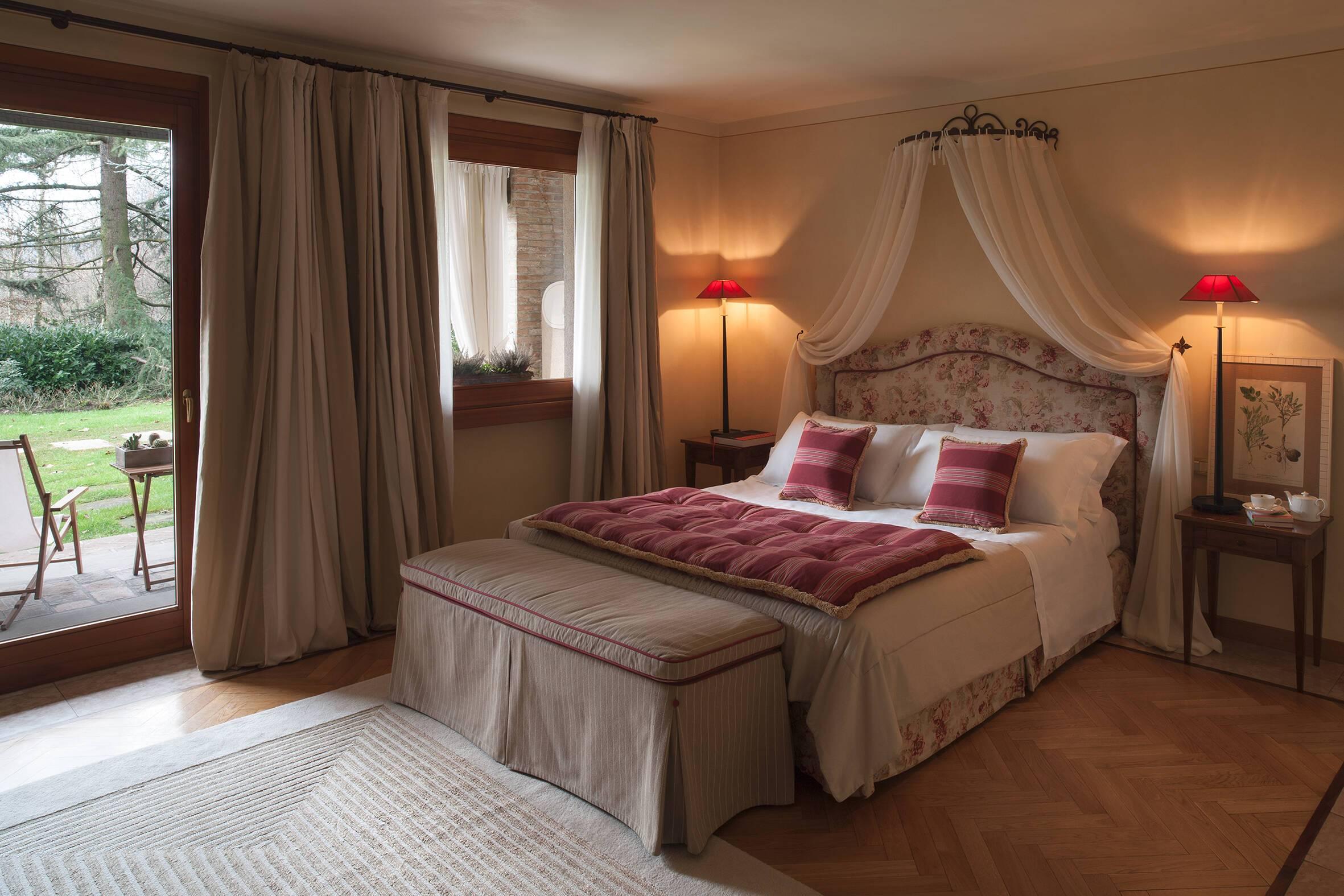 Albereta Italie Chambre deluxe