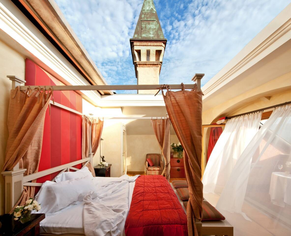Albereta Lombardie Italie Cabriolet Suite