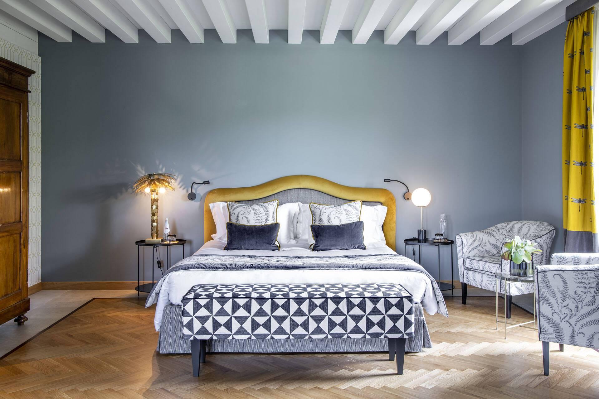 Albereta Lombardie Italie Deluxe Suite Contadi
