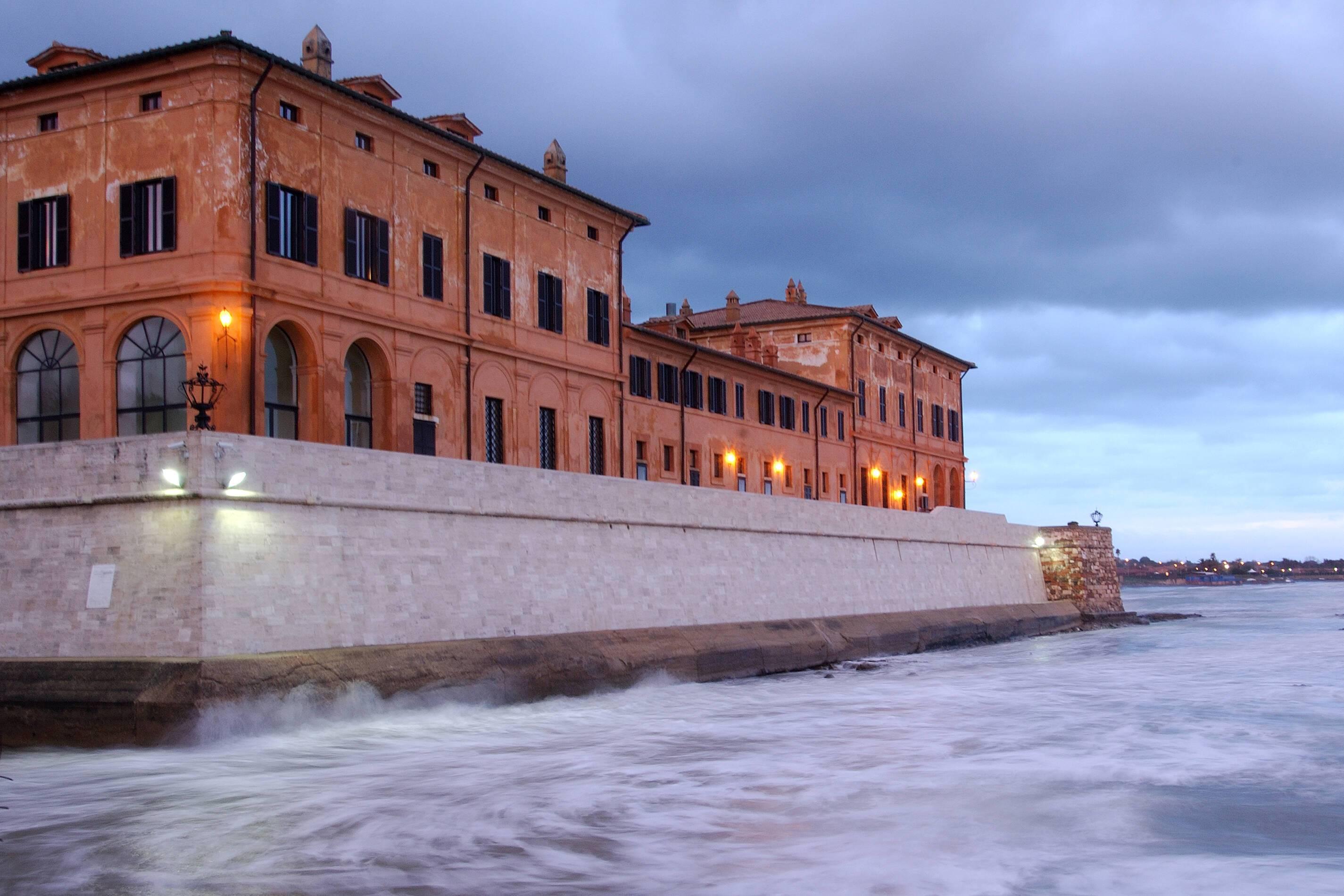La Posta Vecchia Mer Rome