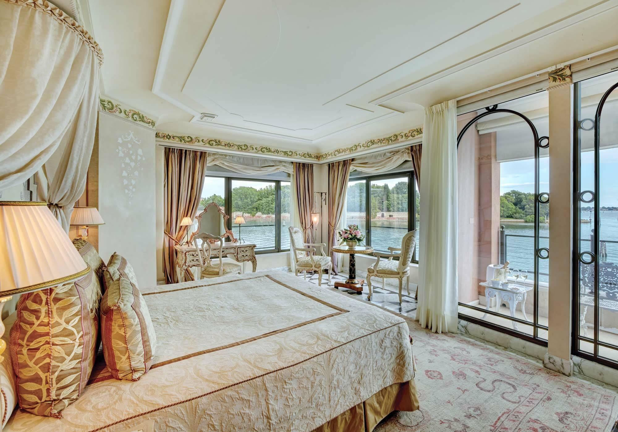 Belmond Cipriani Venise Chambre terrasse