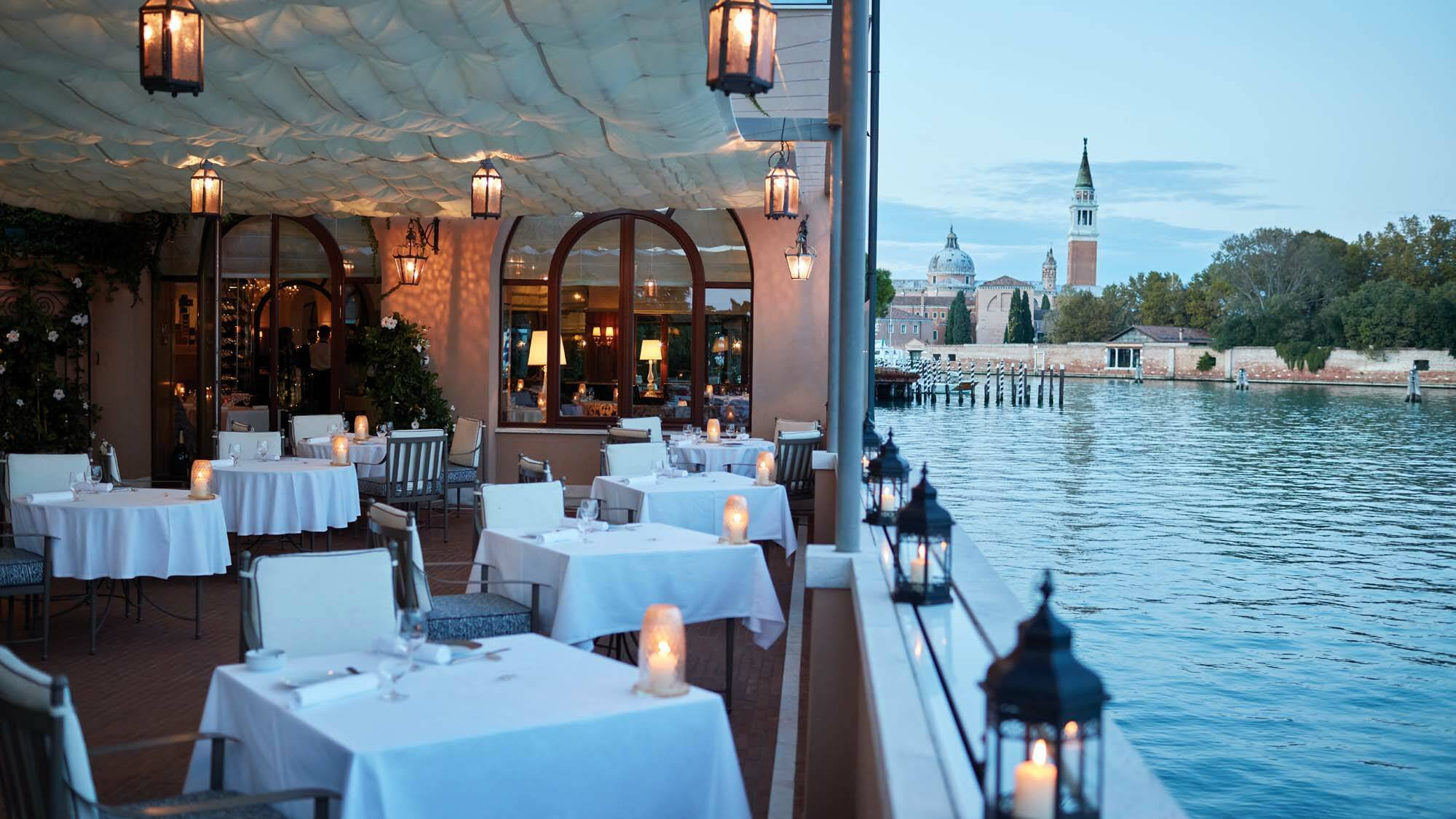 Belmond Cipriani Venise Restaurant