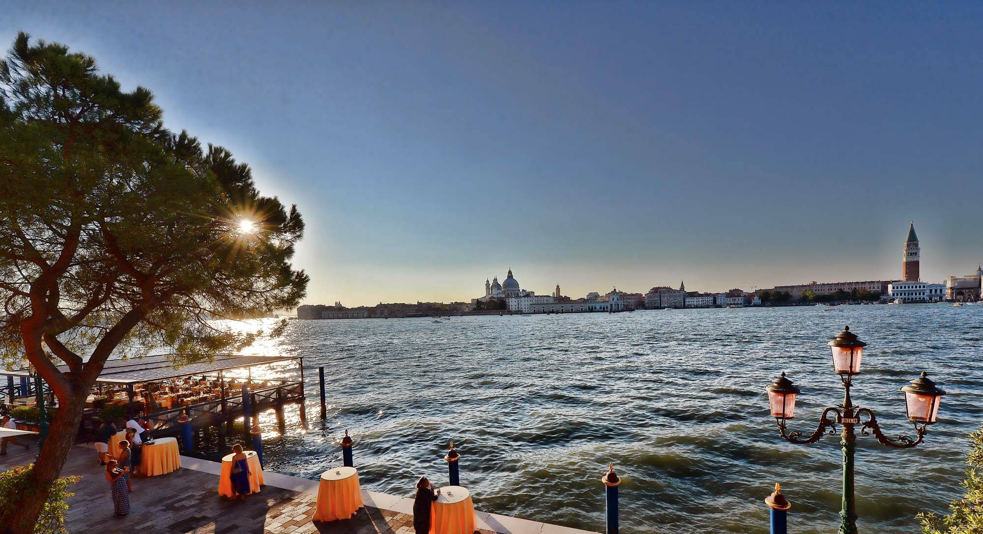 Belmond Cipriani Venise Vue