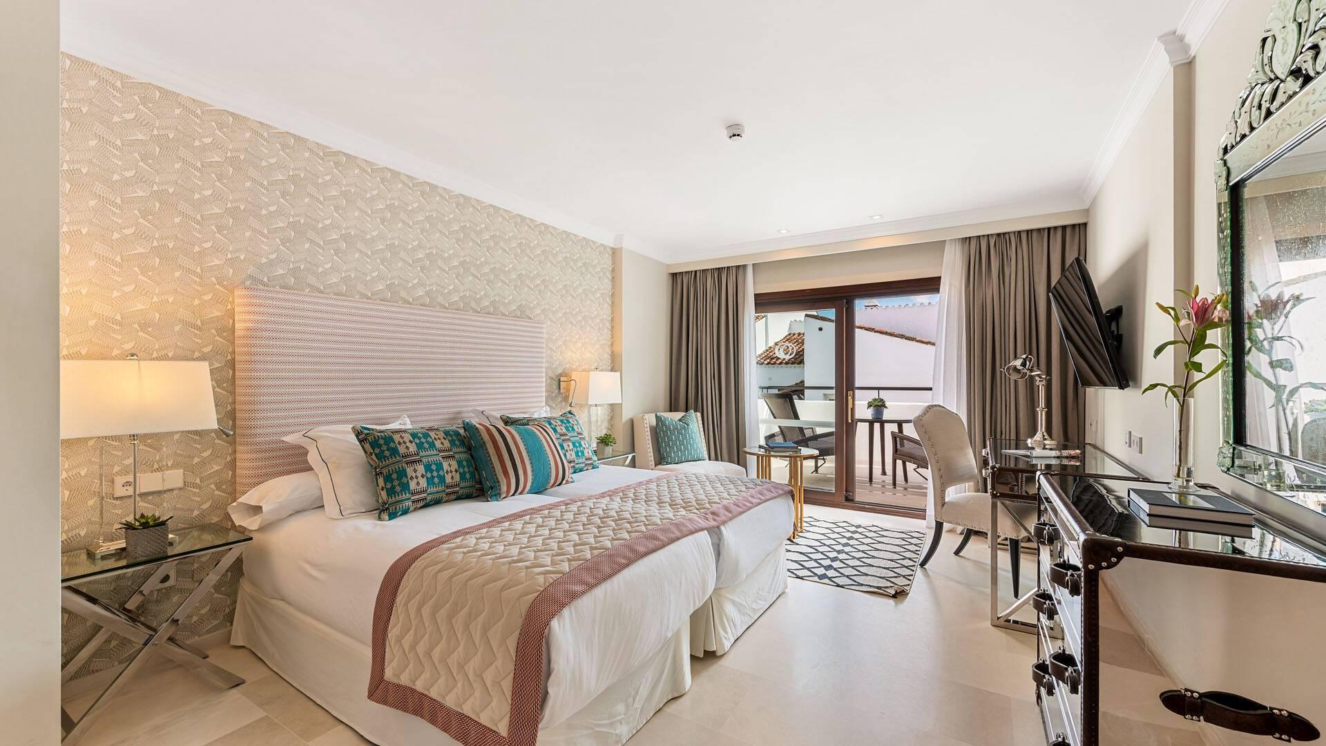 Puente Romano Marbella Andalousie Deluxe Room