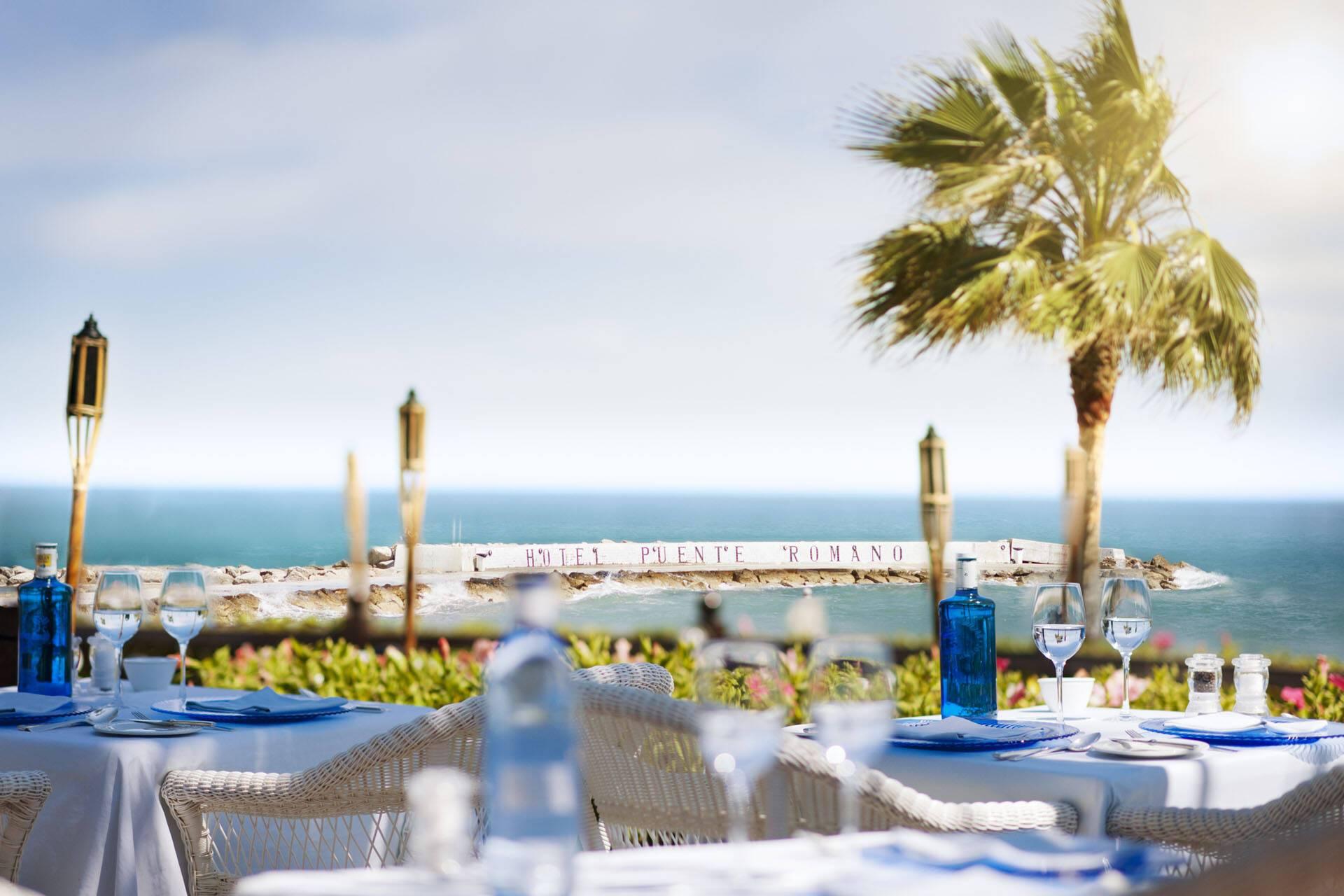 Puente Romano Marbella Andalousie Sea Grill