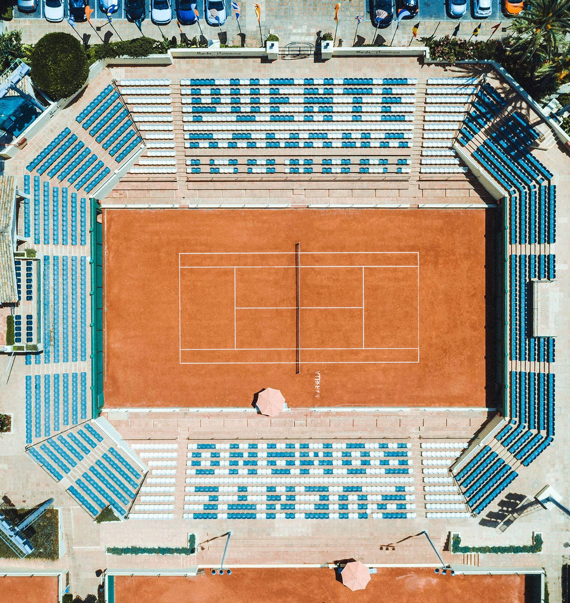 Puente Romano Marbella Andalousie Tennis