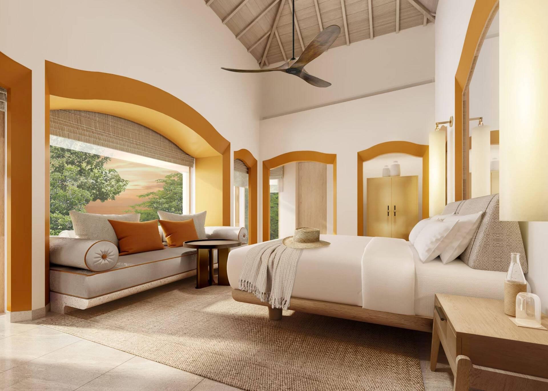 Phulay Bay Thailande Beach Villa