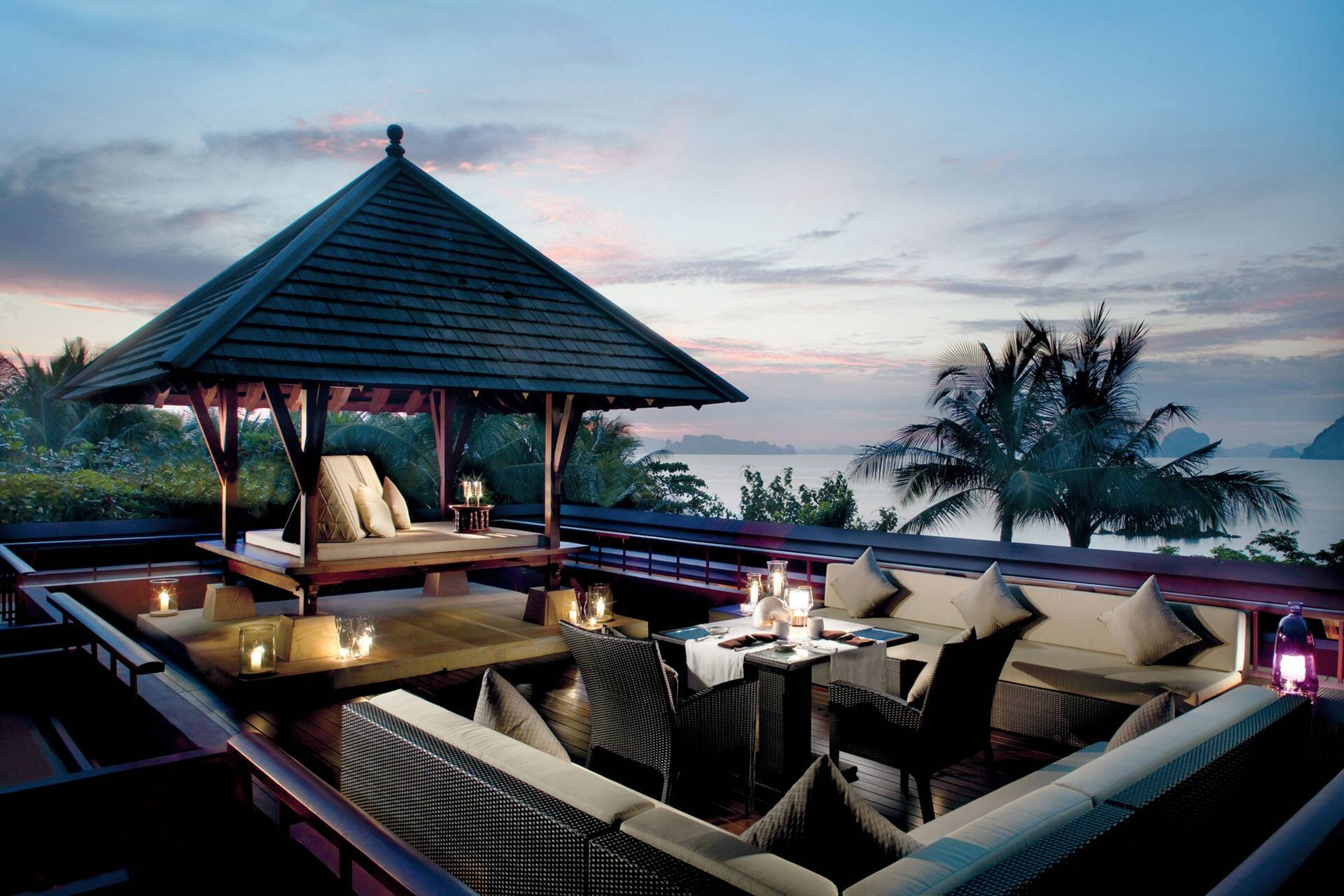 Phulay Bay Thailande Lae Lay Under Stars