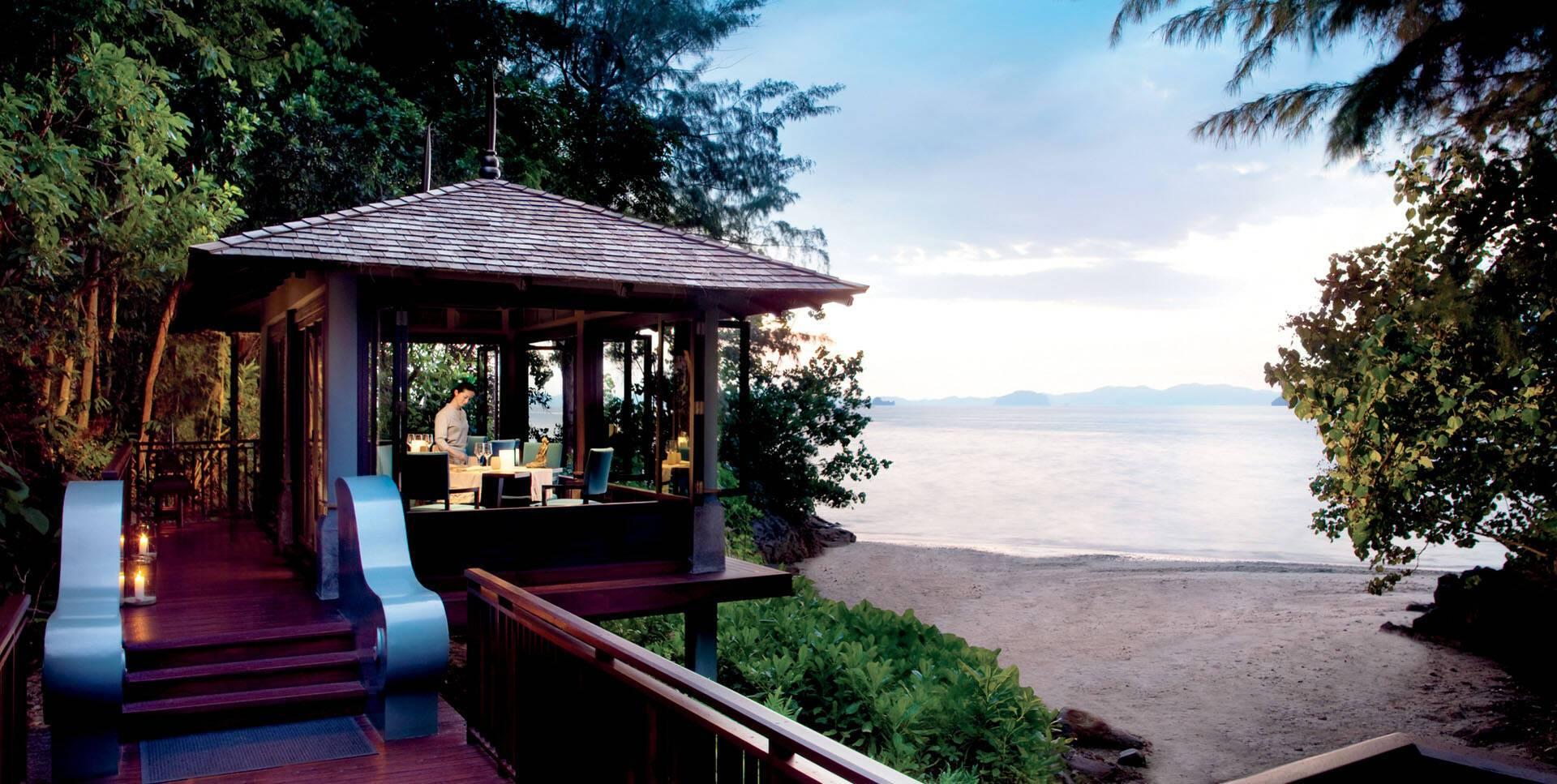 Phulay Bay Thailande Sri Trang