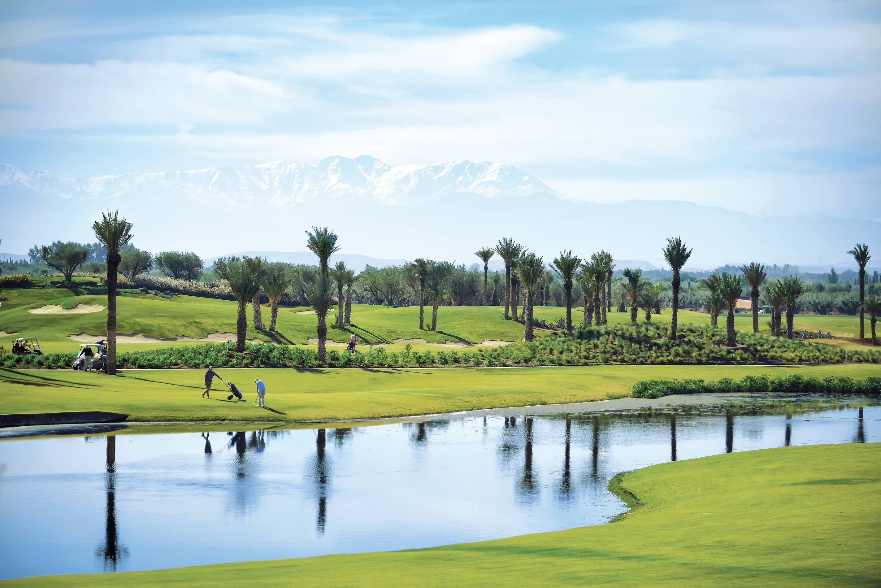 Fairmont Royal Palm Golf Marrakech