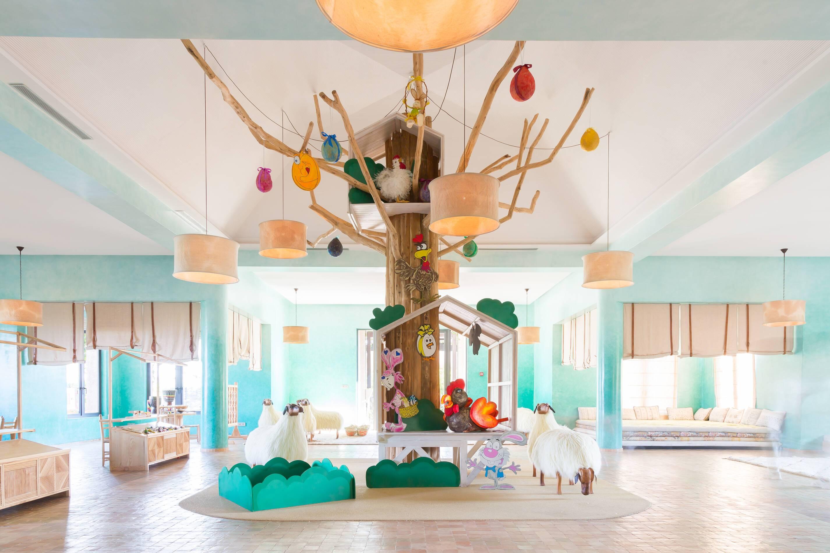 Fairmont Royal Palm Kids Club Marrakech