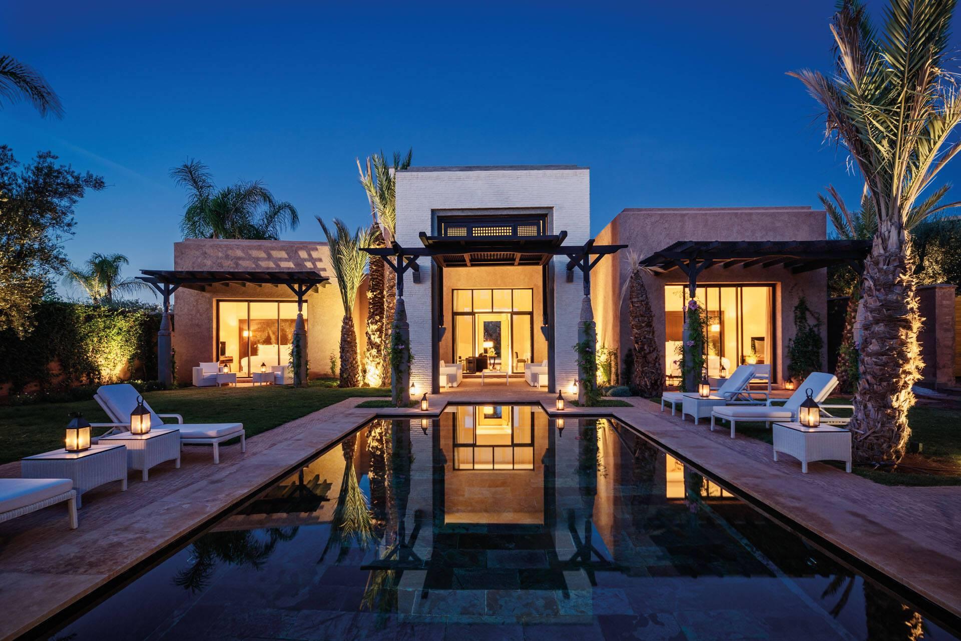 Fairmont Royal Palm Marrakech Villa