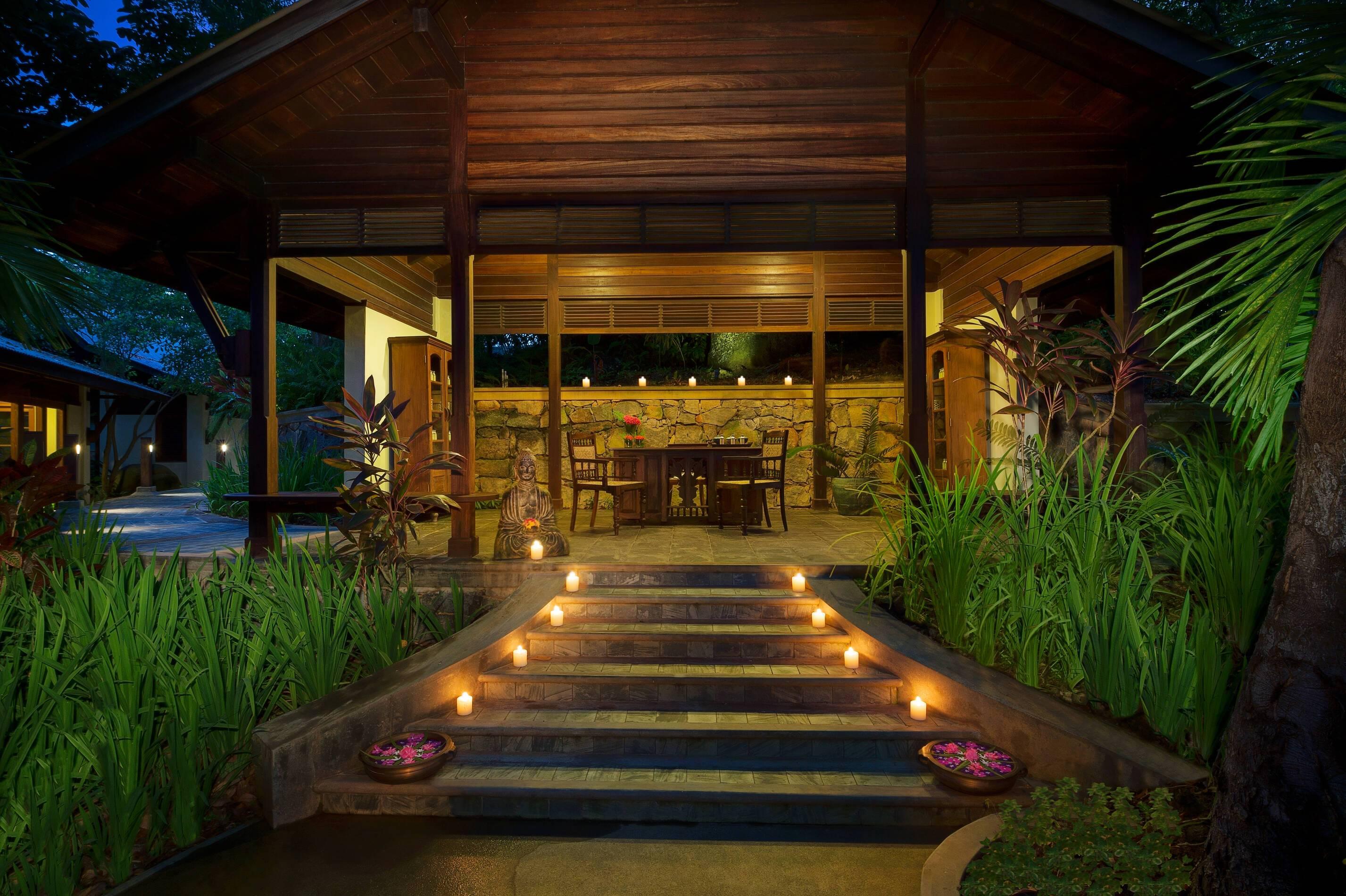 Enchanted Island Seychelles exterieur