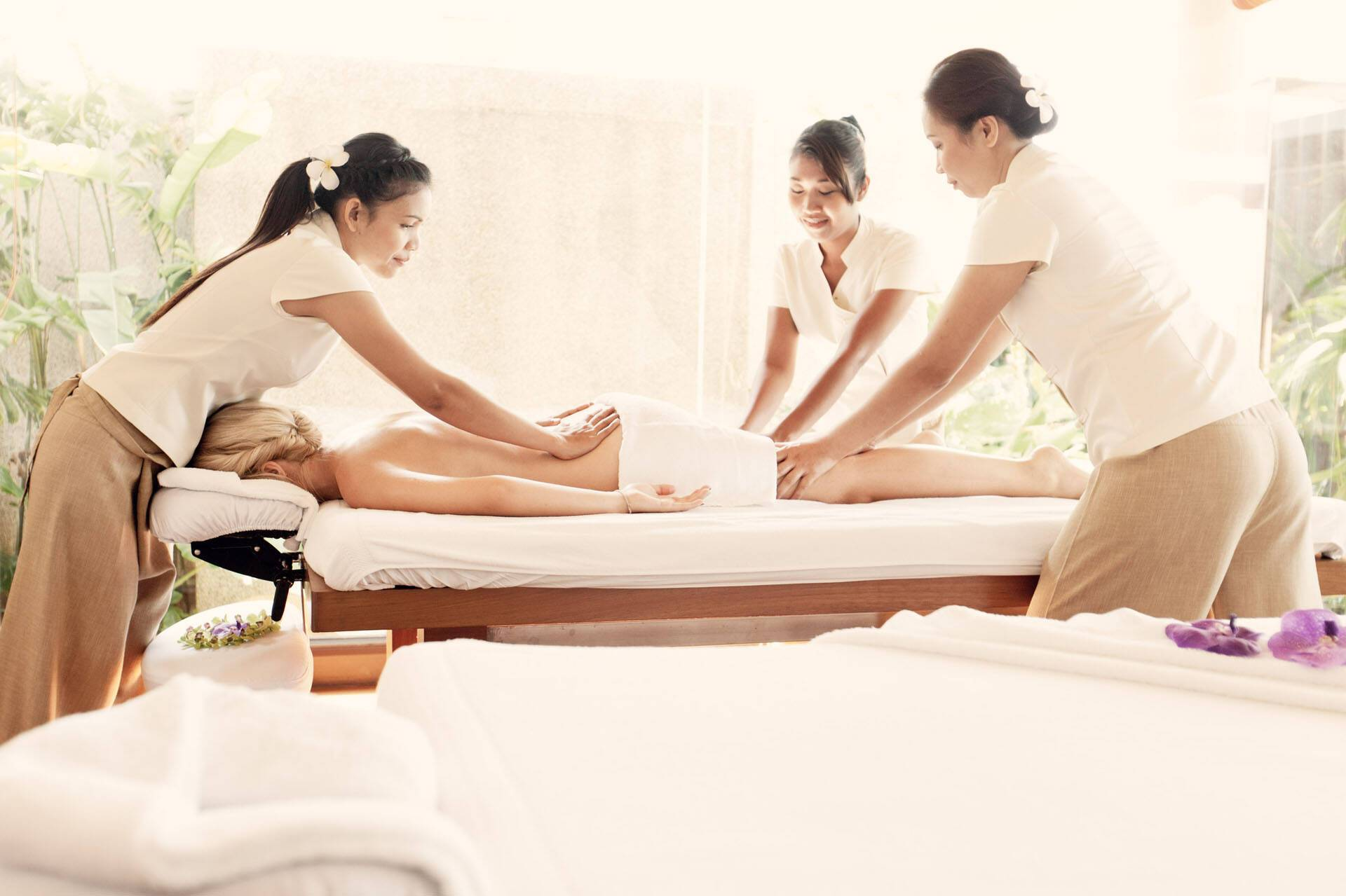 Trisara Phuket Massage