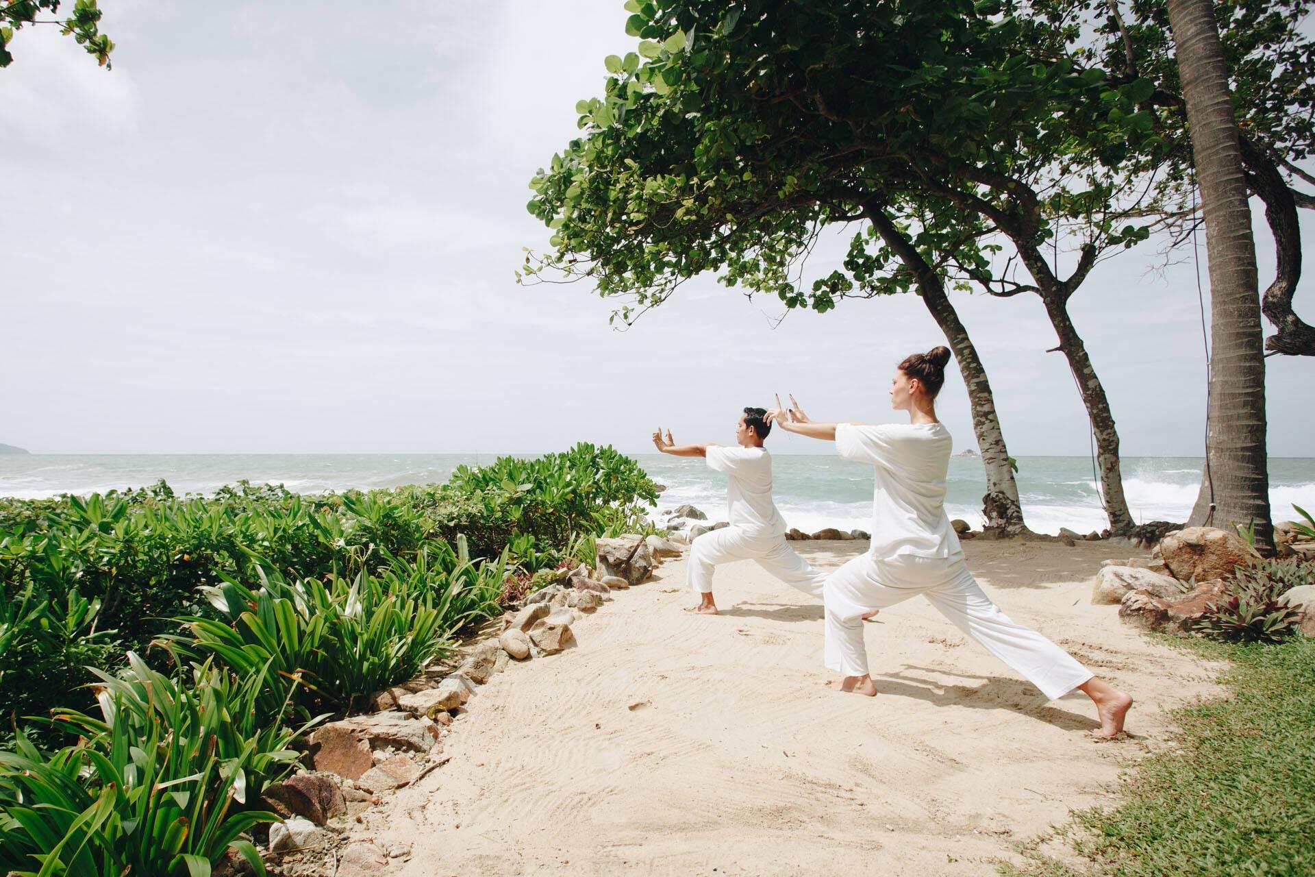 Trisara Phuket Meditation