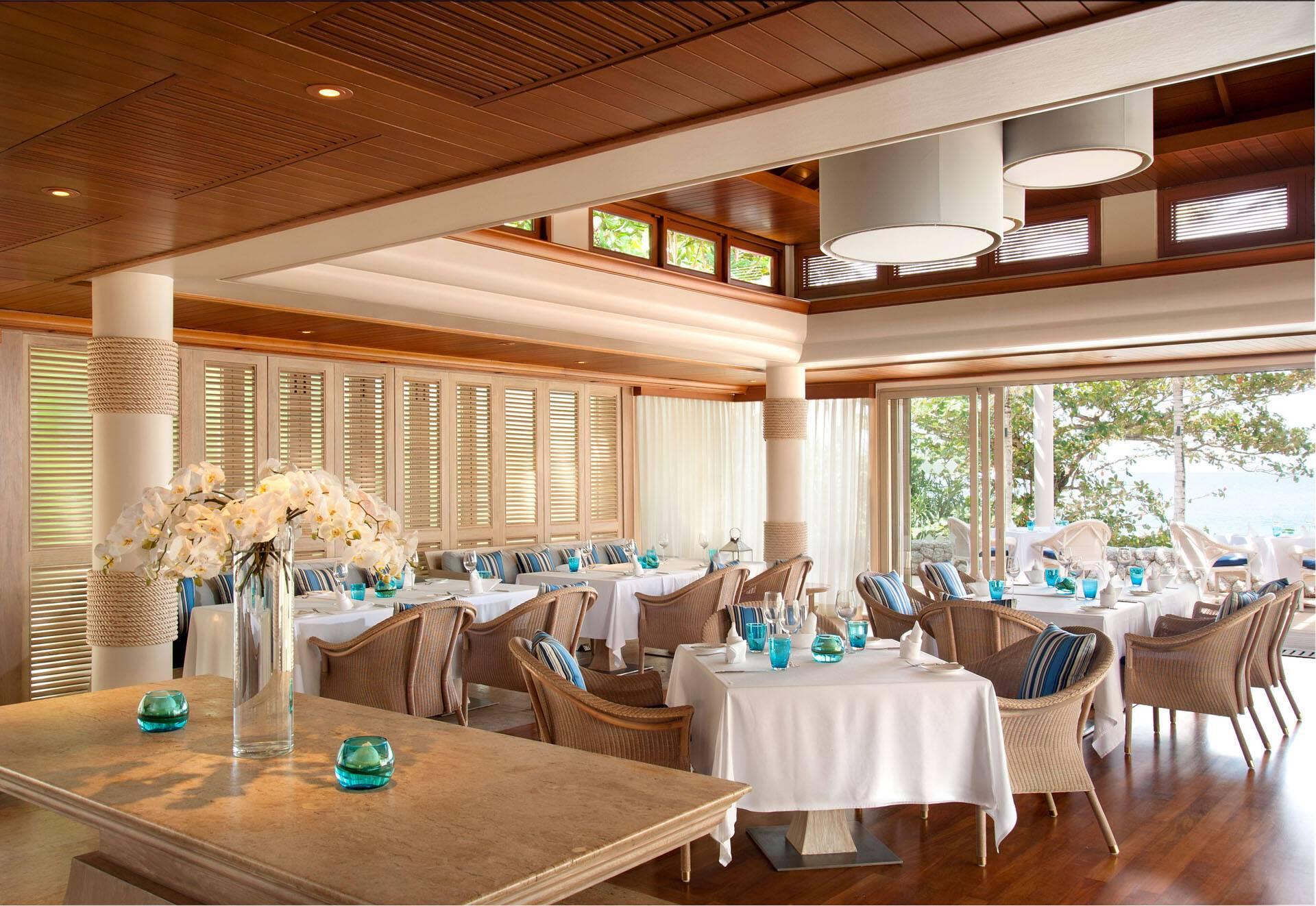 Trisara Phuket Restaurant SeaFood