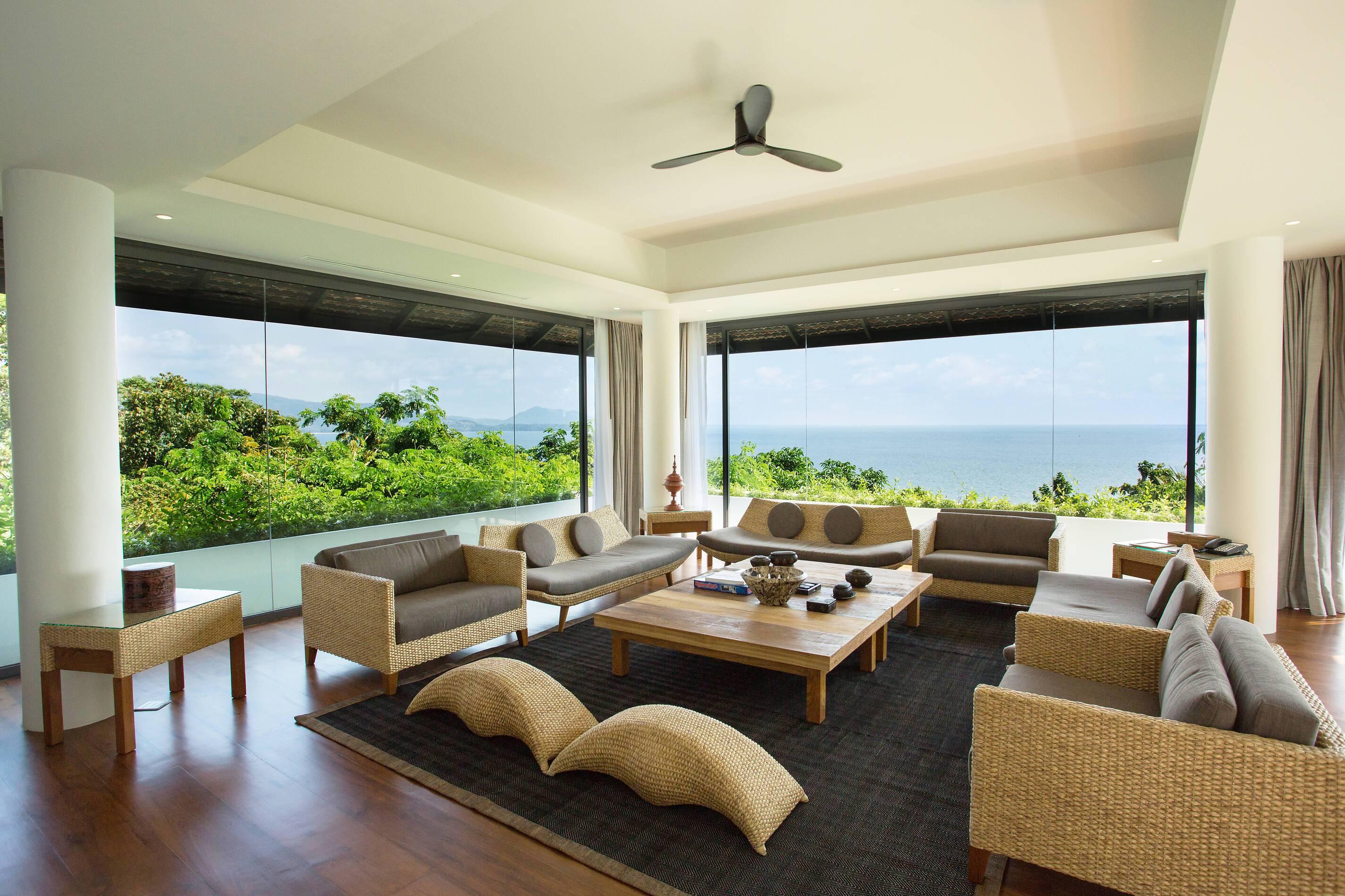 Trisara Thailande villa residentielle