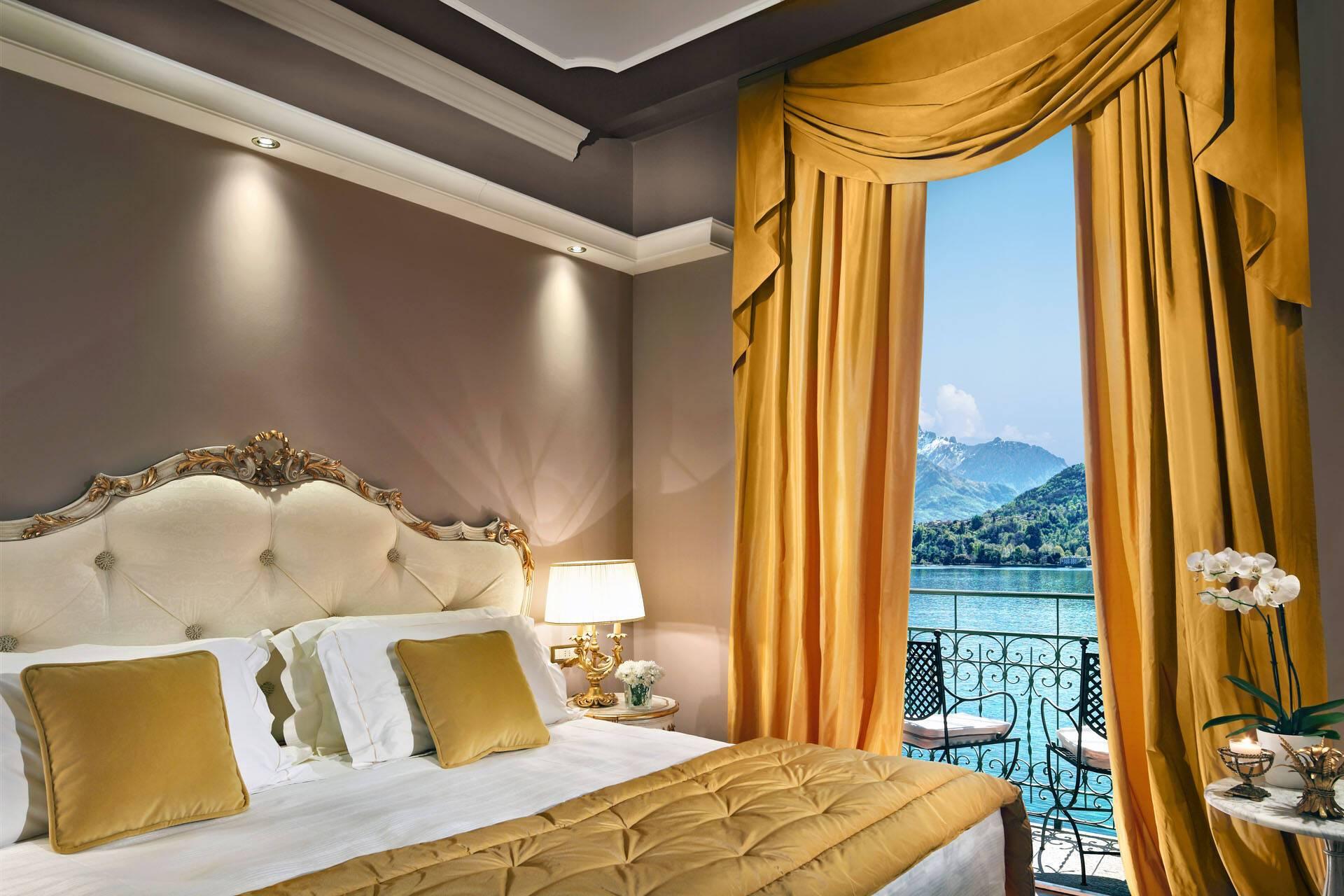 Grand Hotel Tremezzo Lac Come Italie Signature Suite
