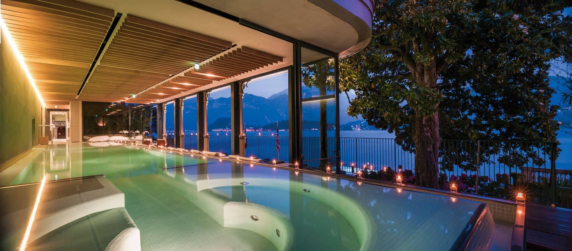 Grand Hotel Tremezzo Lac Come Italie T Spa