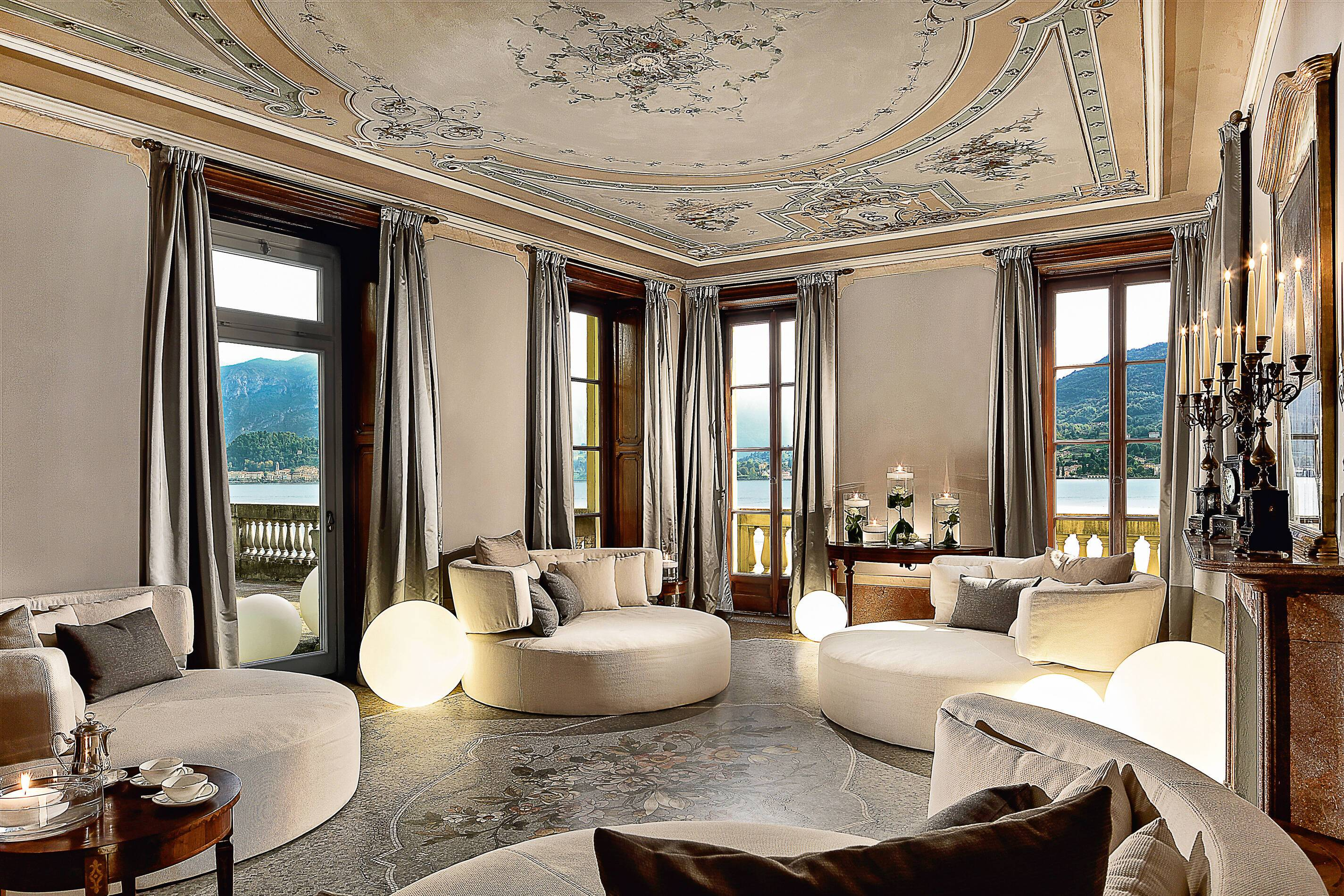 Grand Hotel Tremezzo Lac Come Spa Hall Roberto Bonardi