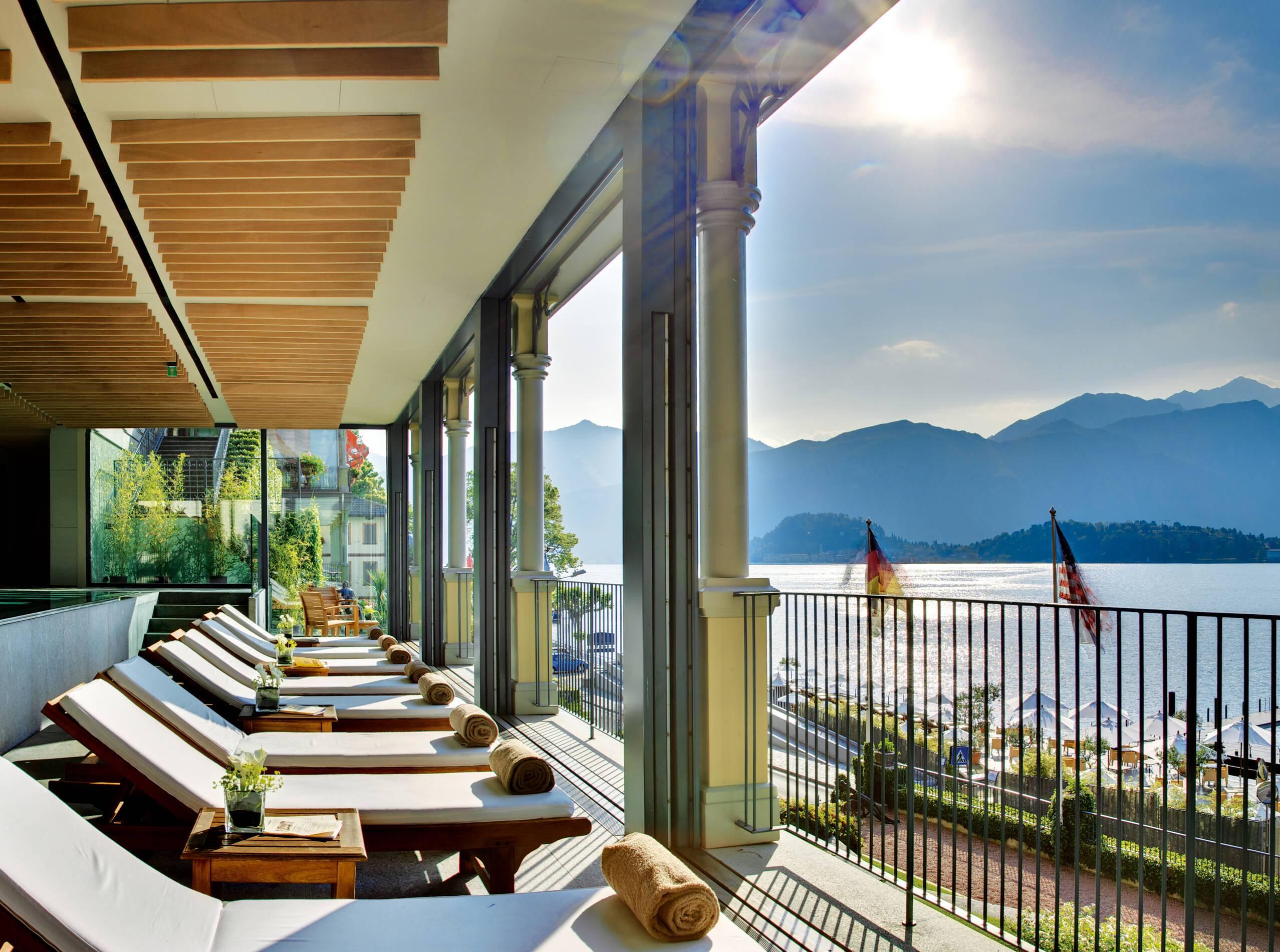 Grand Hotel Tremezzo Lac Come Spa Terrasse Roberto Bonardi