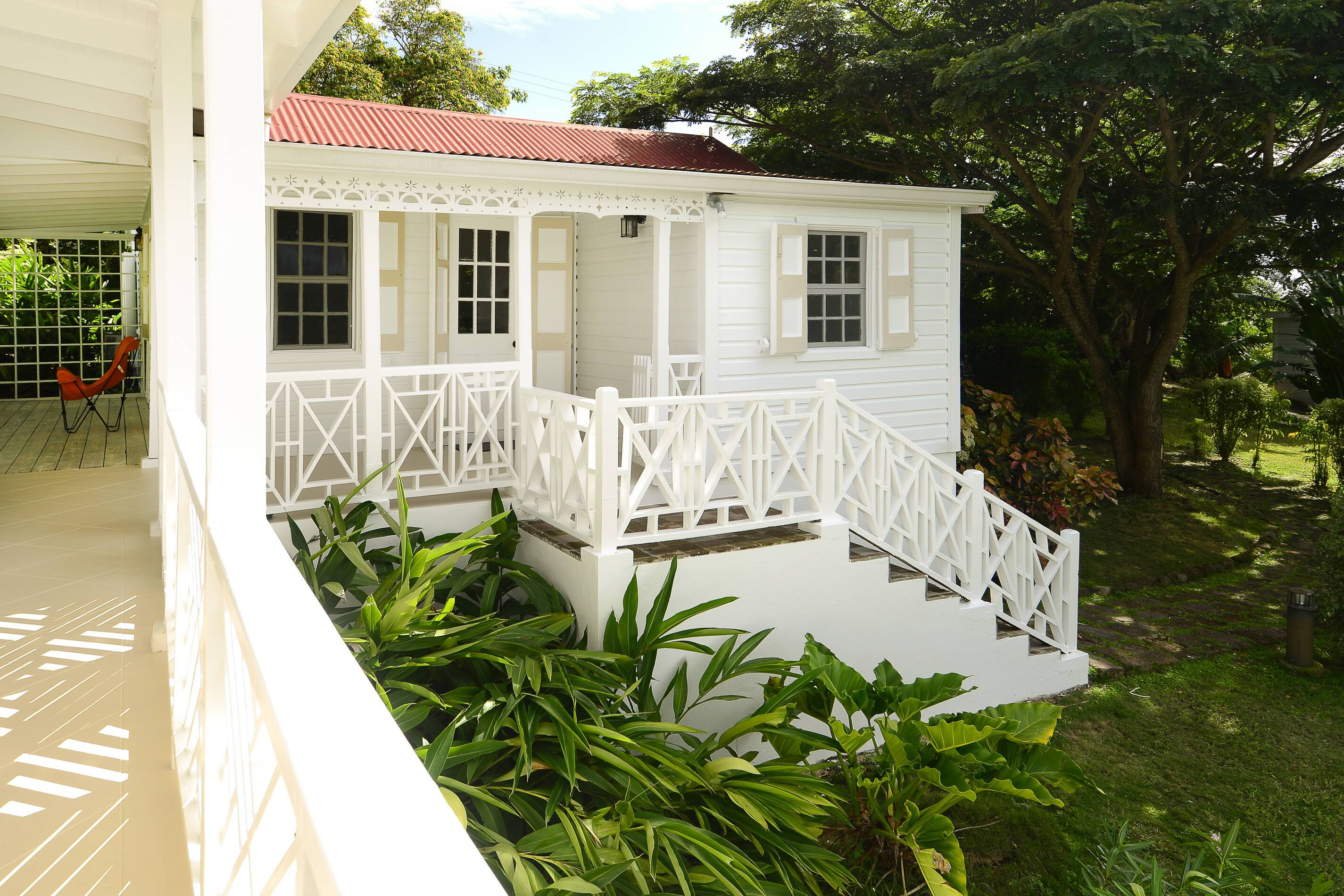 Montpelier Plantation Little House Exterieur Saint Christophe Et Nieves