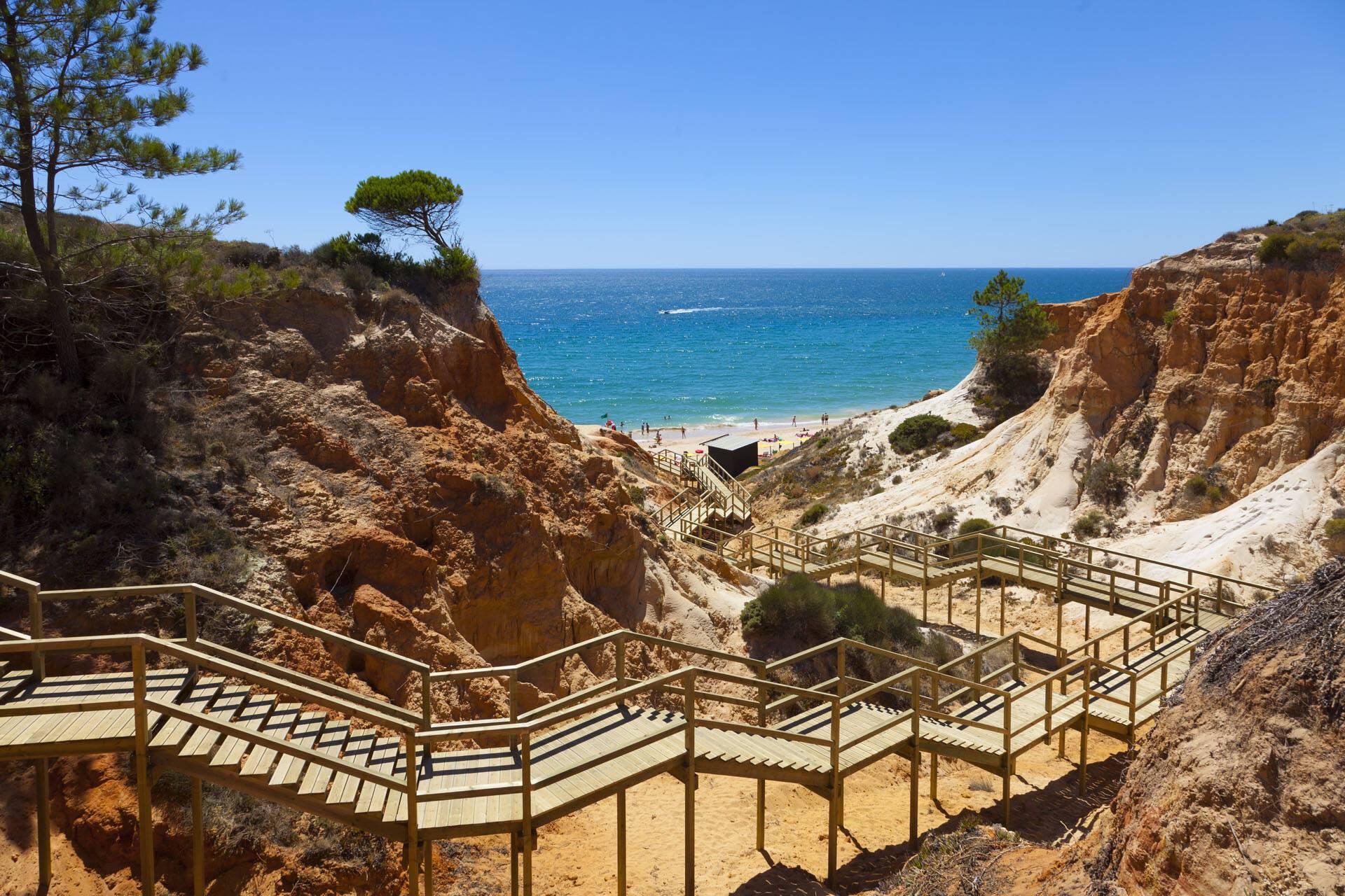 Epic Sana Algarve Portugal Acces Plage