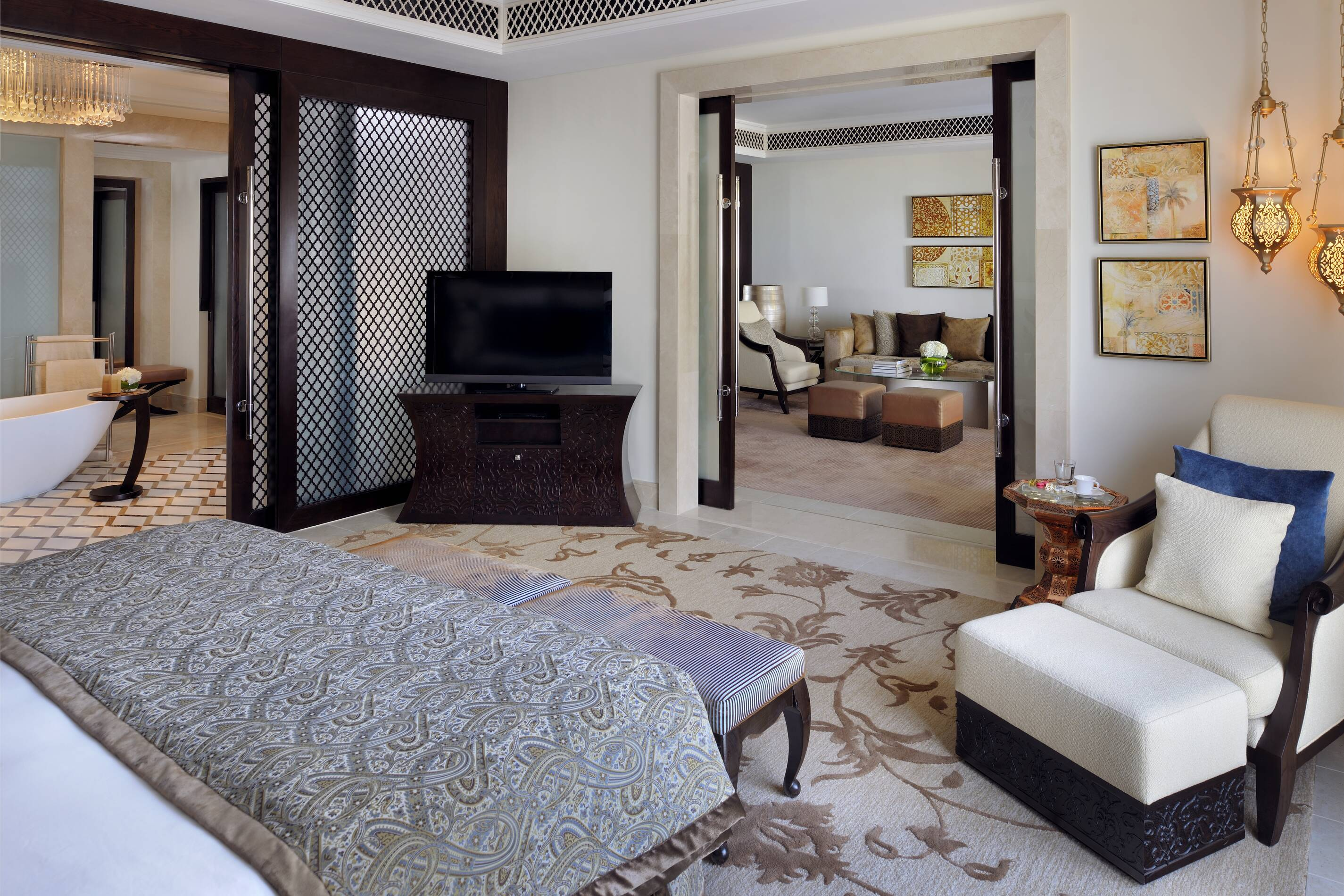 One And Only The Palm Dubai Executive Suite