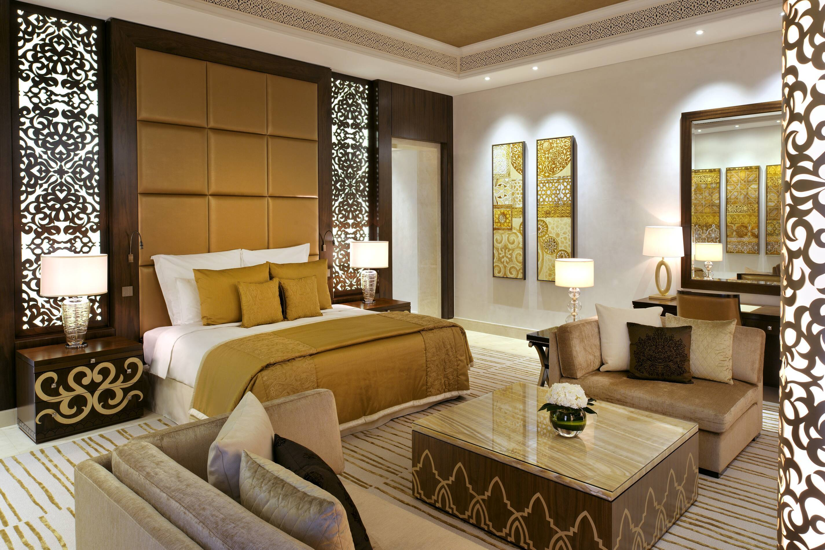 One And Only The Palm Dubai Grand Palm Suite