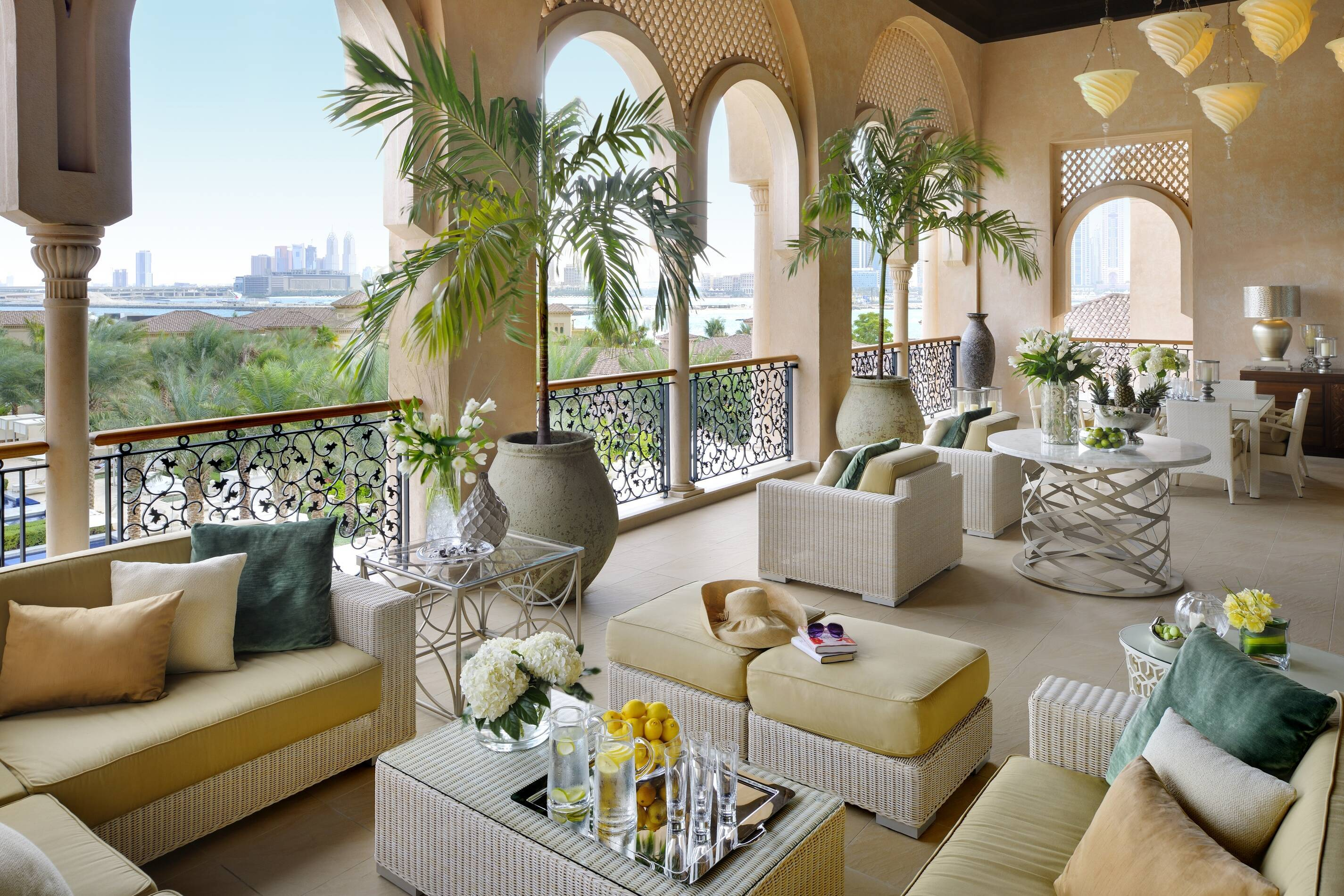 One And Only The Palm Dubai Grand Palm Suite Terrasse