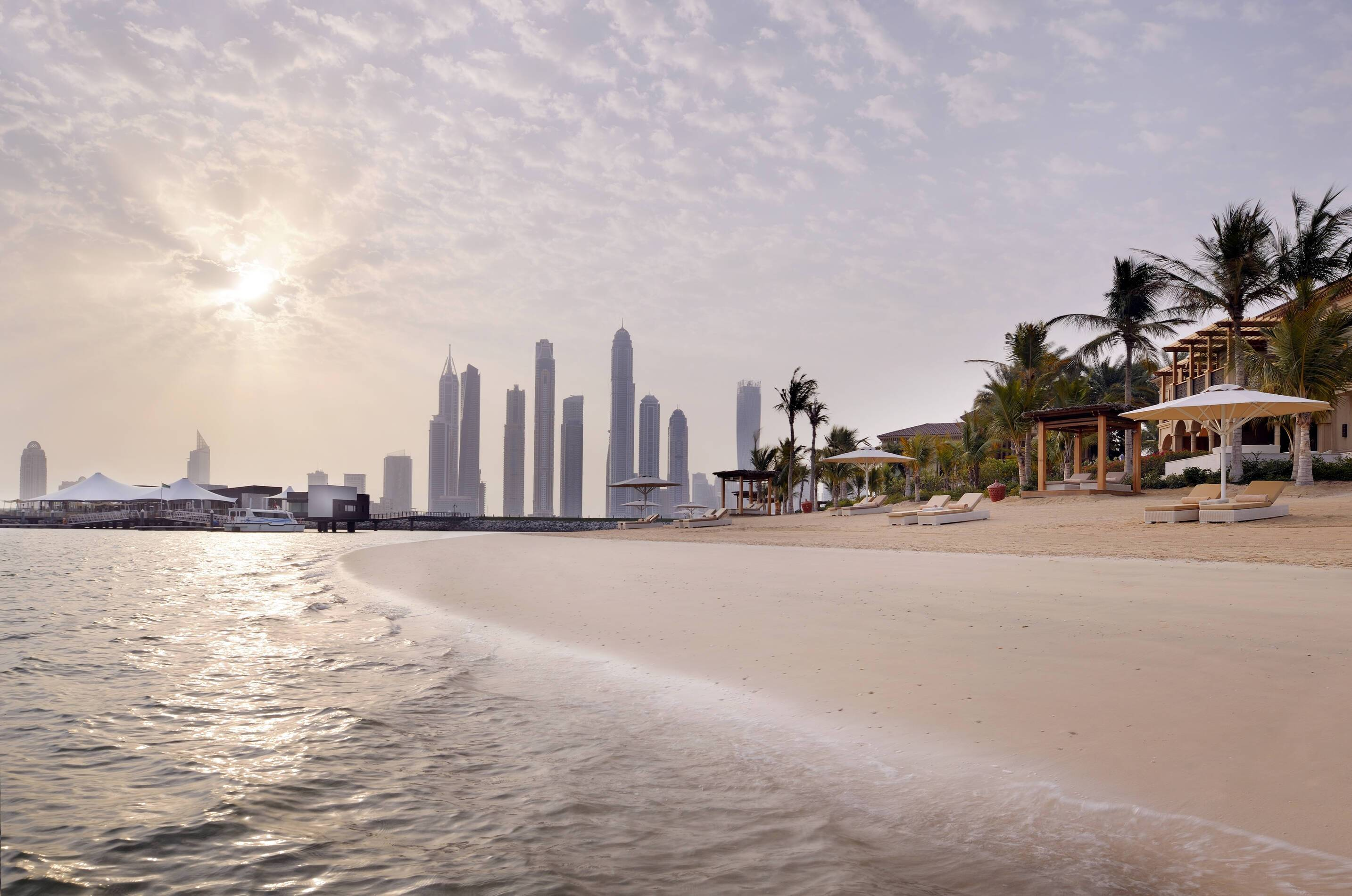 One And Only The Palm Dubai Plage