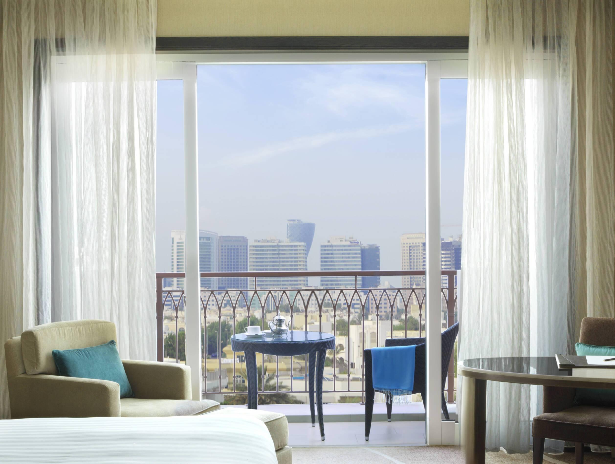 Anantara Eastern Mangroves Abu Dhabi kasara executive balcony room terrasse