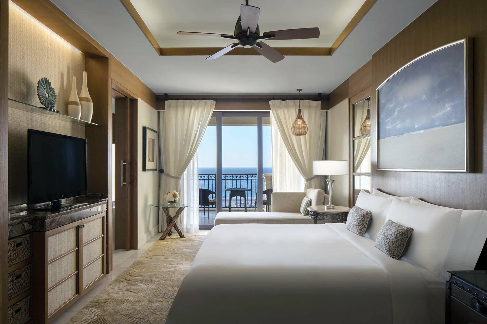 Saint Regis Saadiyat Abu Dhabi Premium Sea View chambre