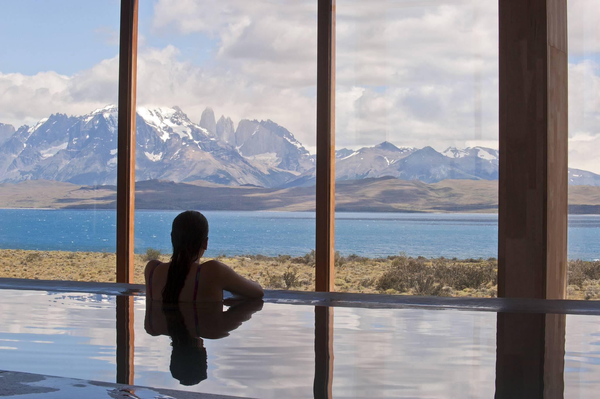 Tierra Patagonia Chili spa